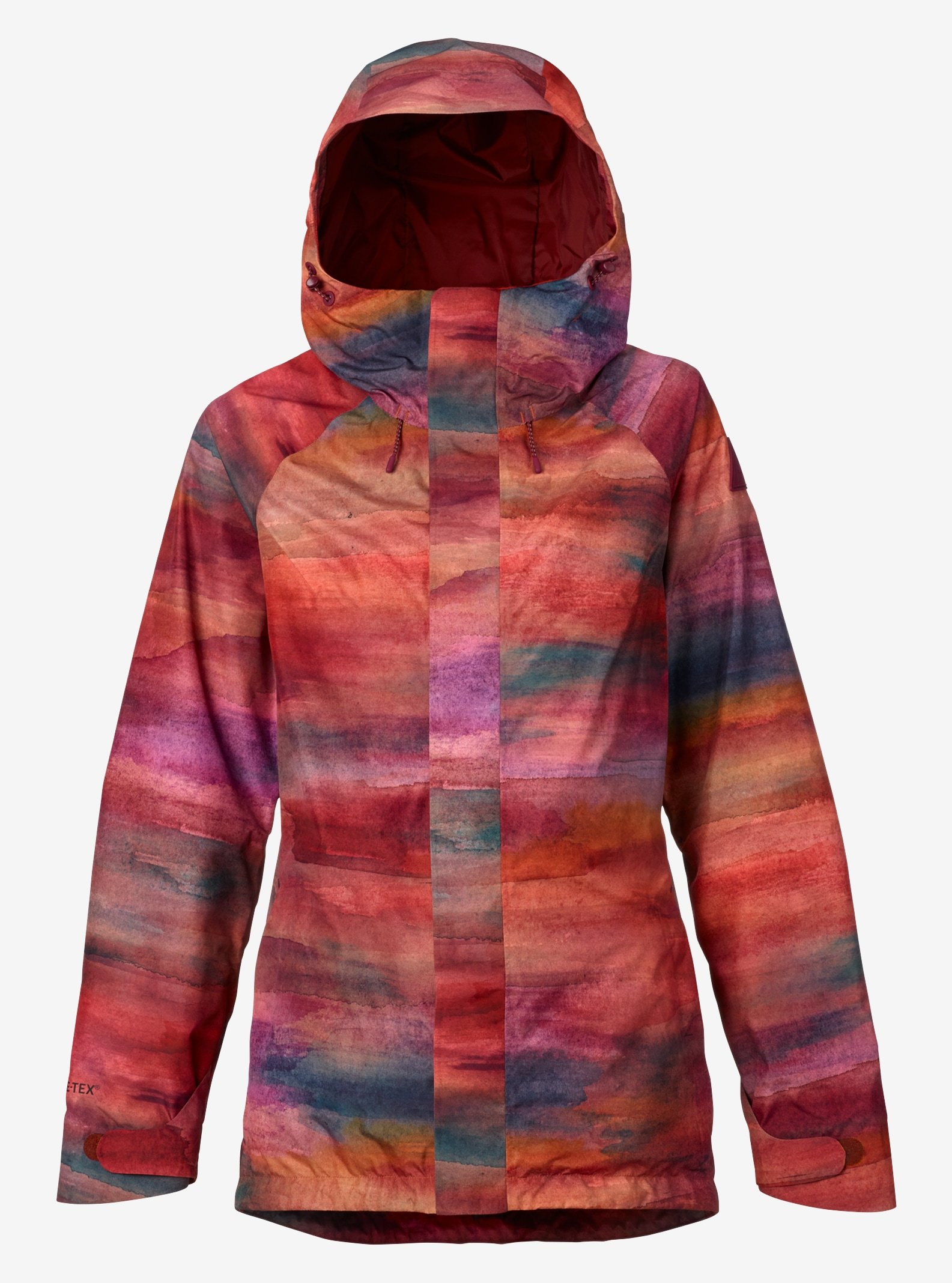 Women's Burton GORE-TEX® Rubix Jacket shown in Sedona