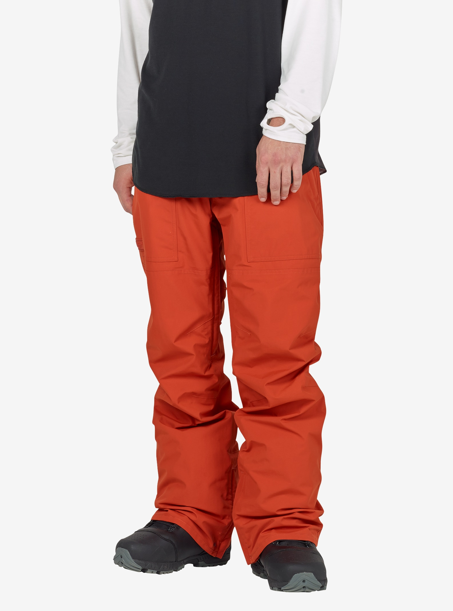 Men's Burton GORE‑TEX® Ballast Pant shown in Clay