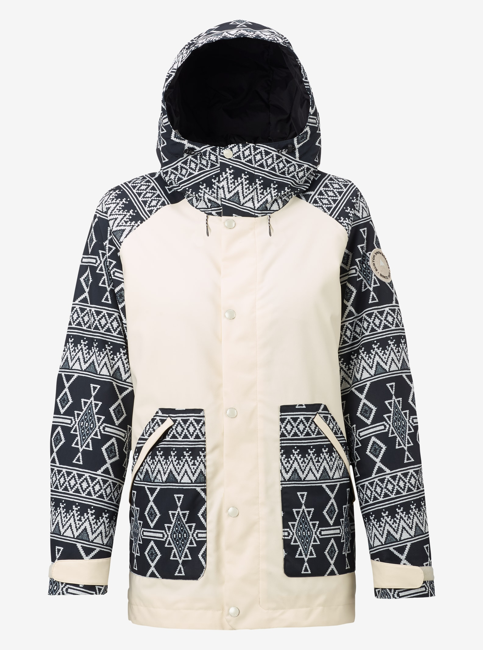 Black And White Jacket Womens | Fit Jacket