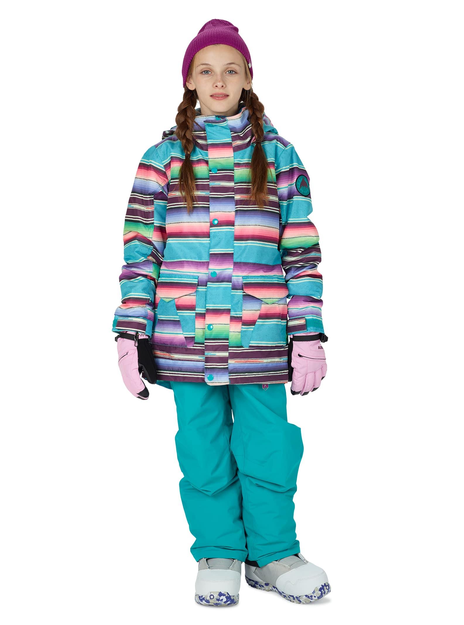 414a6e521591 Girls' Burton Elstar Jacket   Burton Snowboards Winter 2018