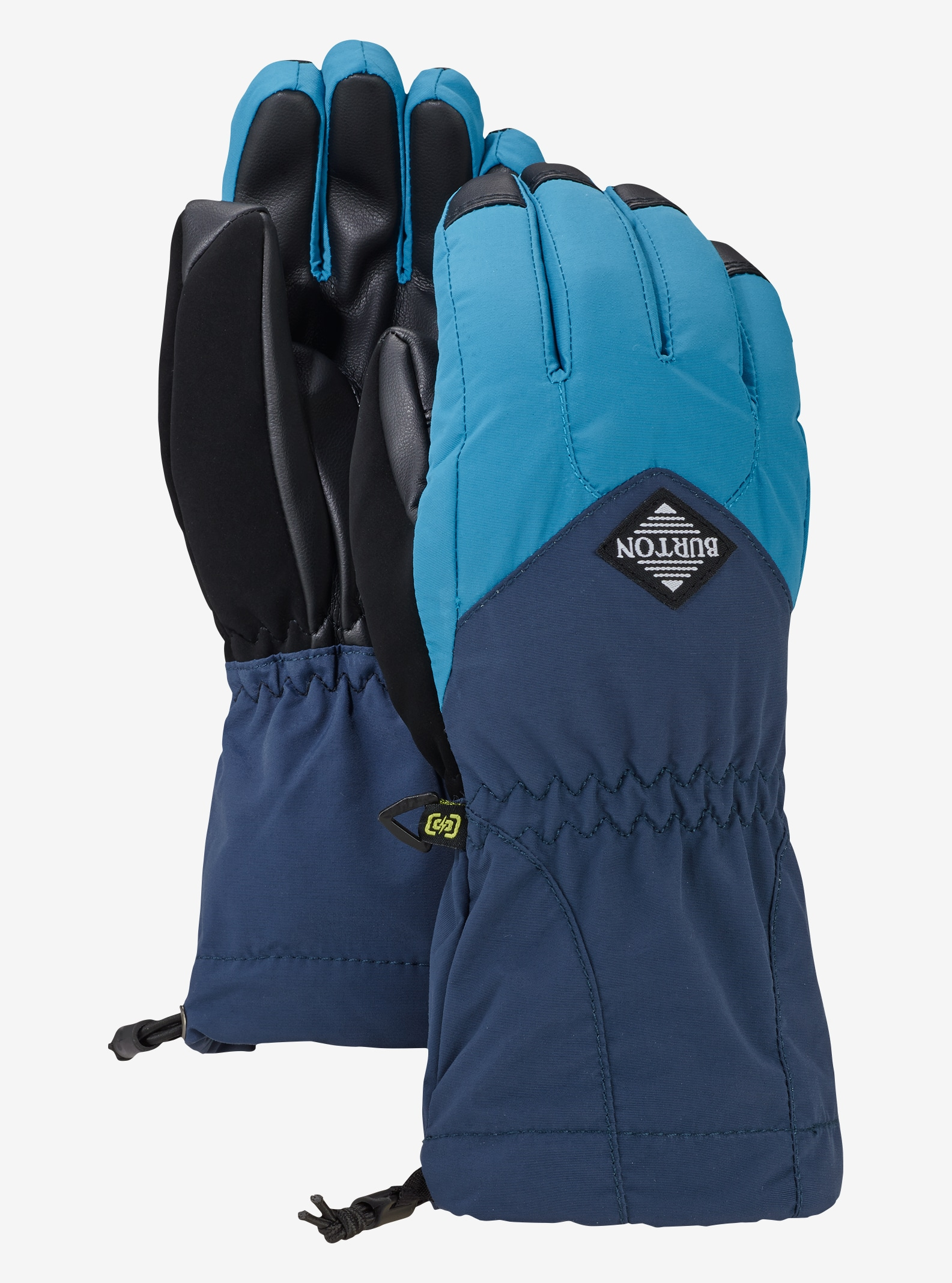 Kids' Burton Profile Glove shown in Mountaineer / Mood Indigo