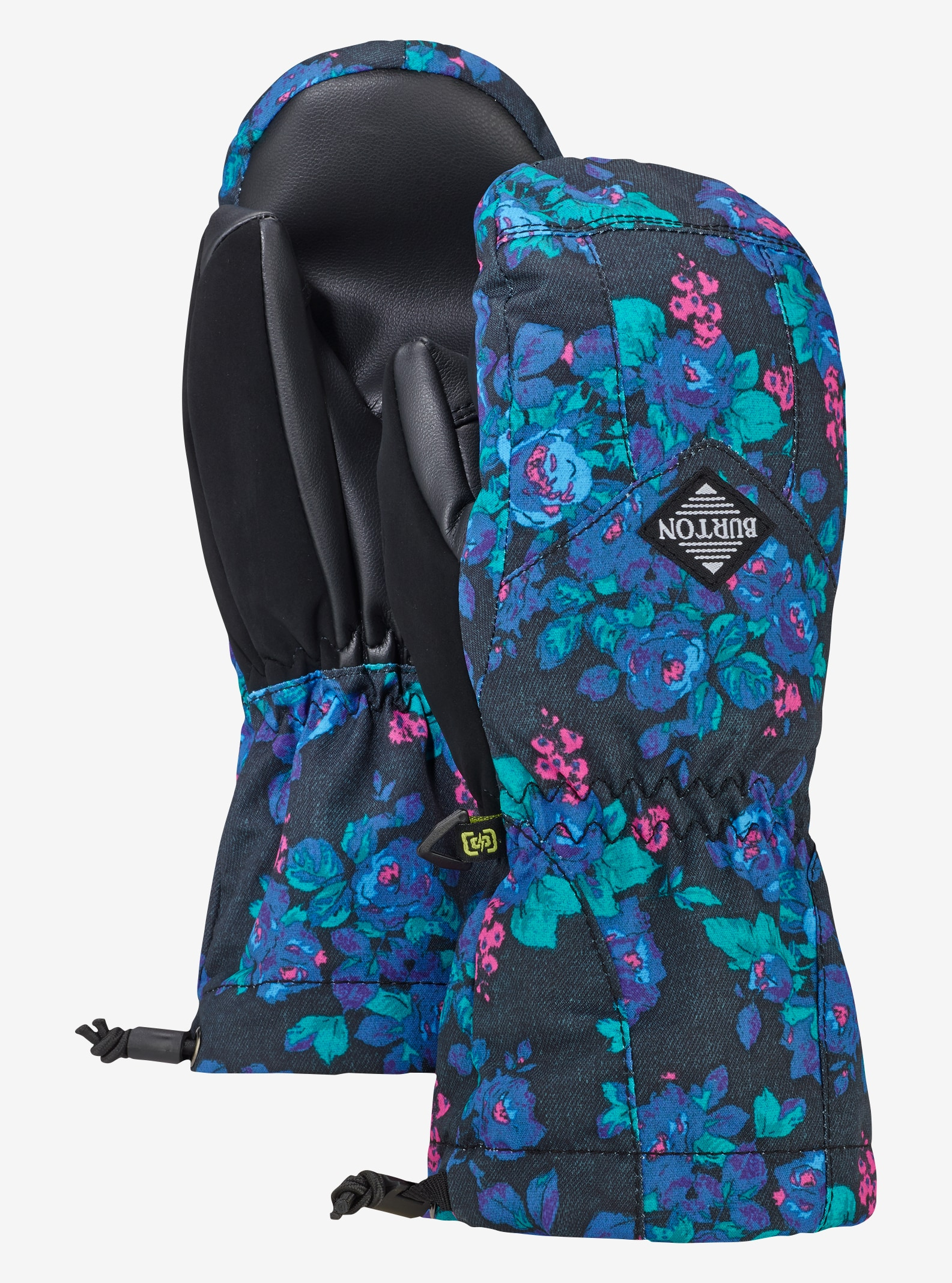 Kids' Burton Profile Mitt shown in Pop Floral