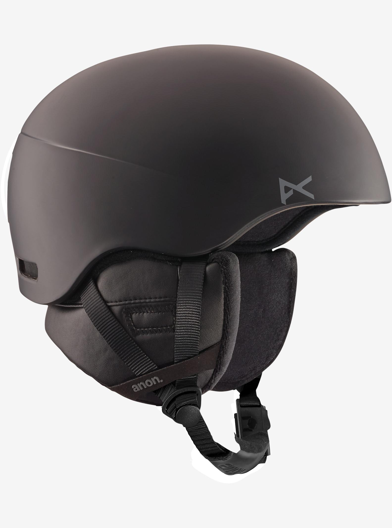 Men's Anon Helo 2.0 Helmet shown in Black