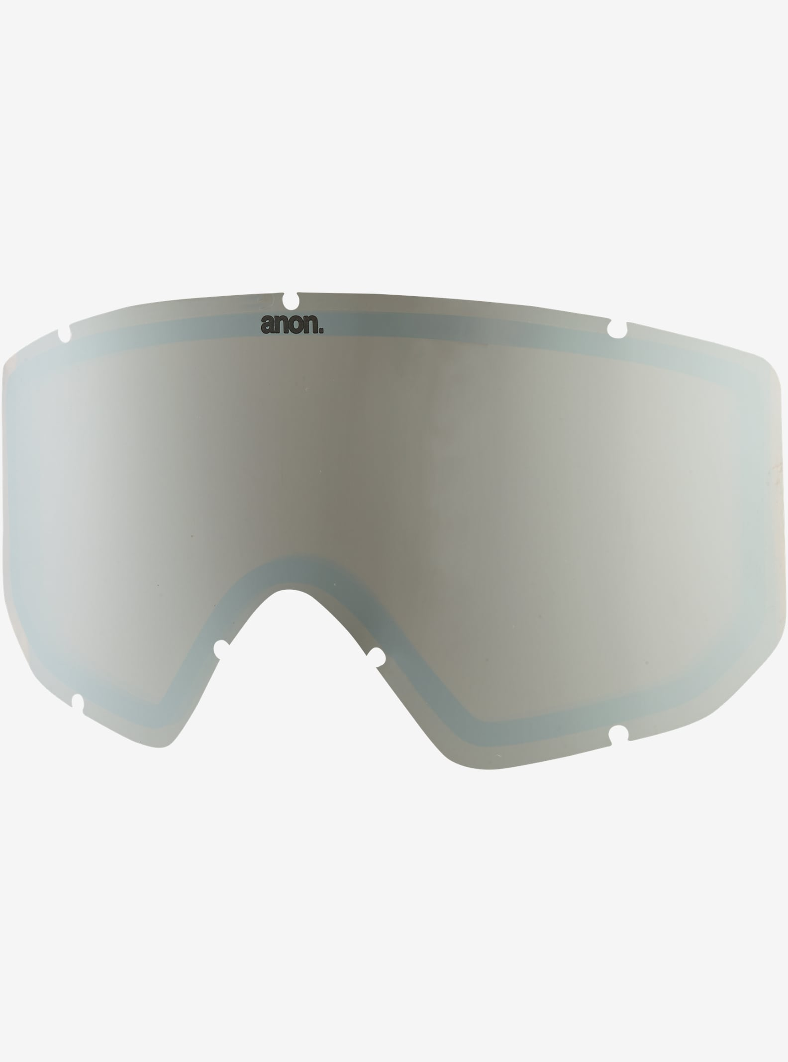 Kids' Anon Relapse Jr. Goggle Lens shown in Silver Amber (35% VLT)