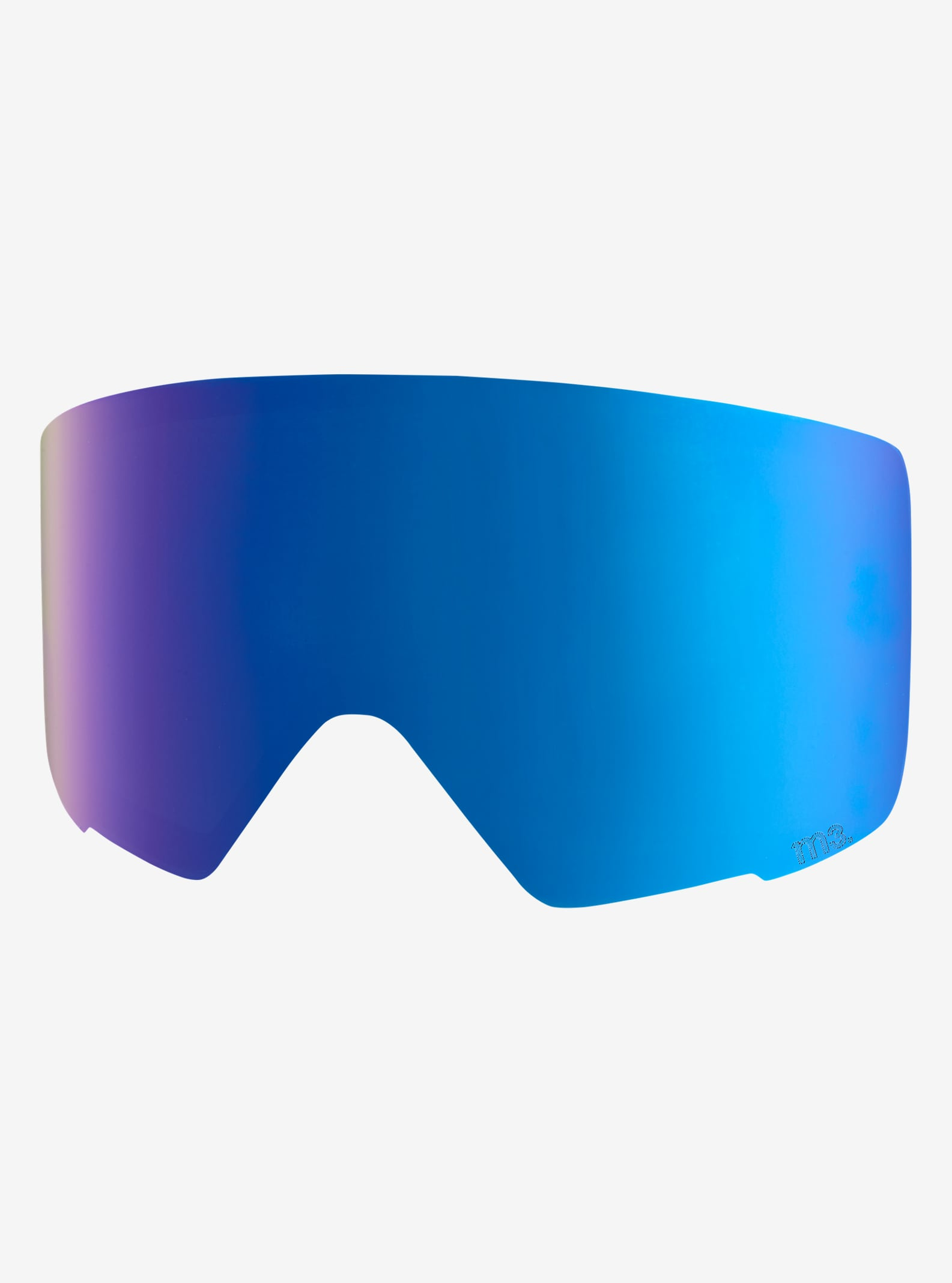 Men's Anon M3 Lens shown in Blue Cobalt (6% VLT)