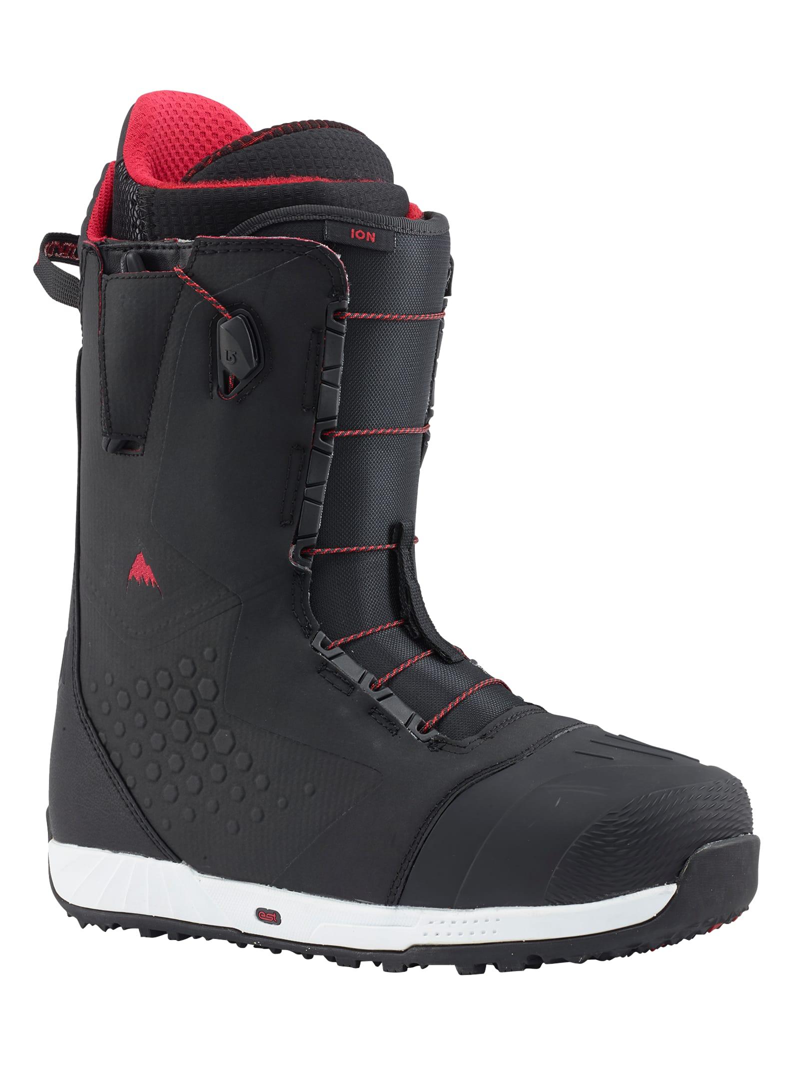 Ion Leather 2018 Red Gr. Cuir Ion 2018 Gr Rouge. 9.5 Us Soft Boots 9.5 Nous Bottes Souples KMarEH3p