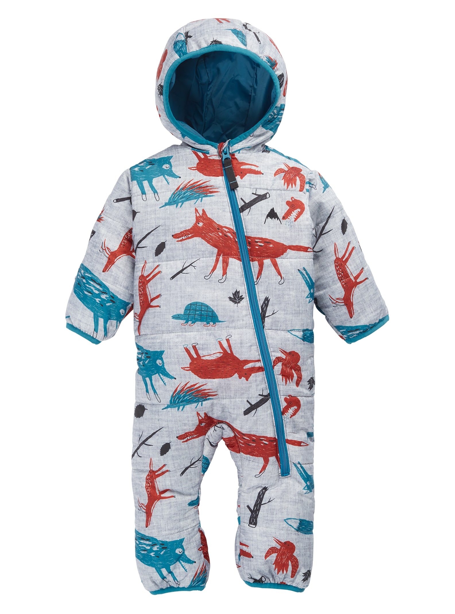 440029a89 Kids  Minishred Infant Buddy Bunting Suit