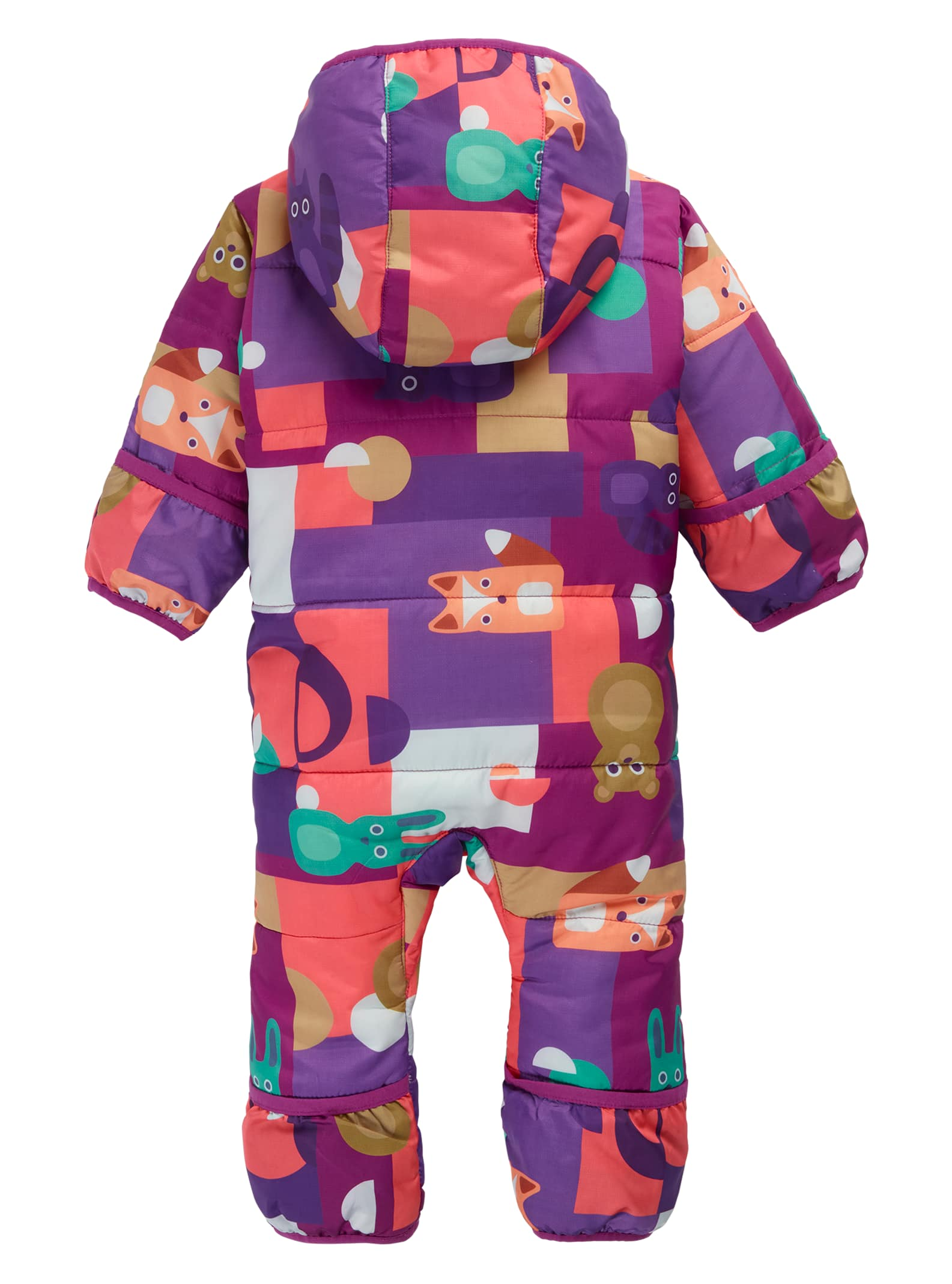 8d64a881e4eb Kids  Minishred Infant Buddy Bunting Suit