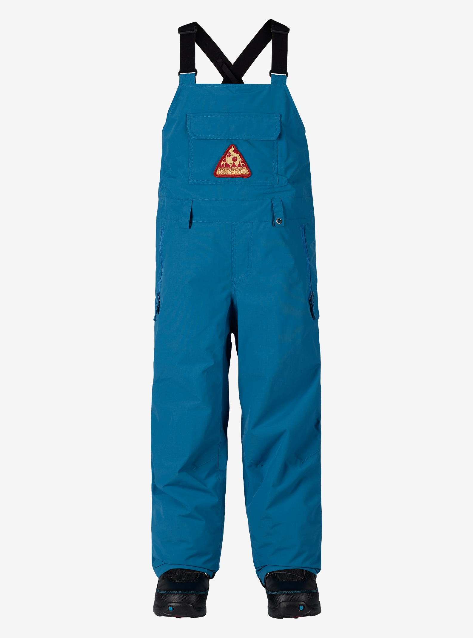 Kids' Burton Skylar Bib Pant shown in Mountaineer