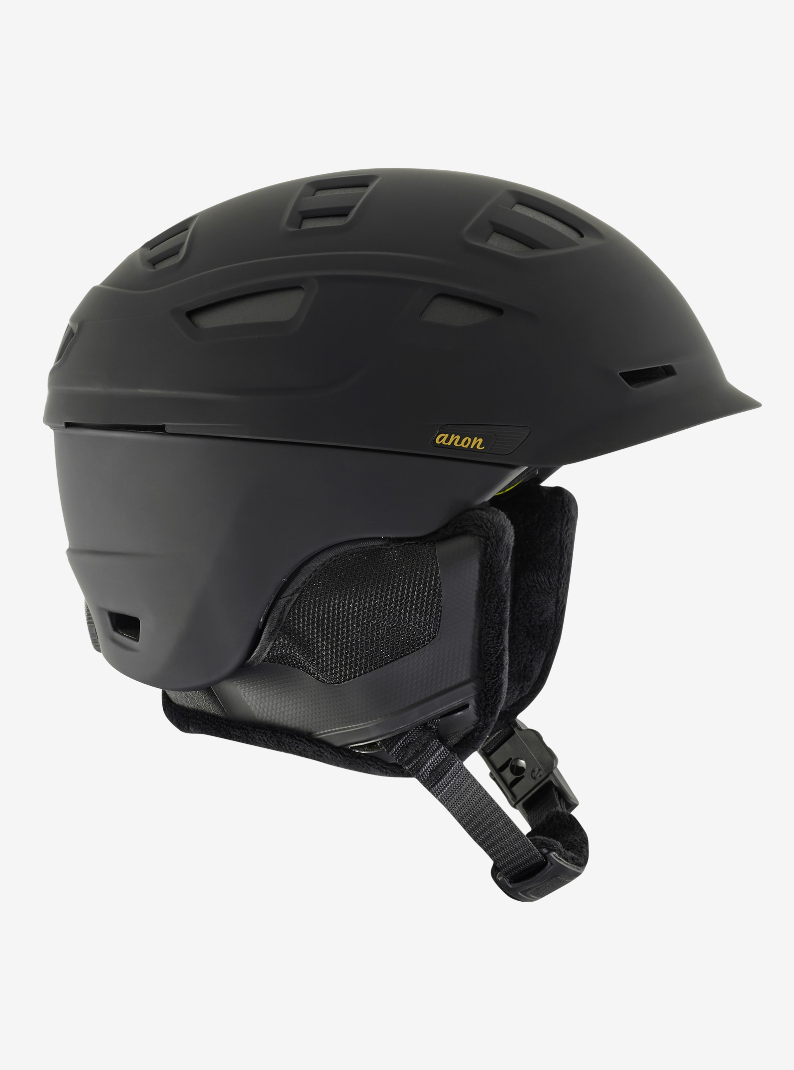 Women's Anon Nova Helmet shown in Black