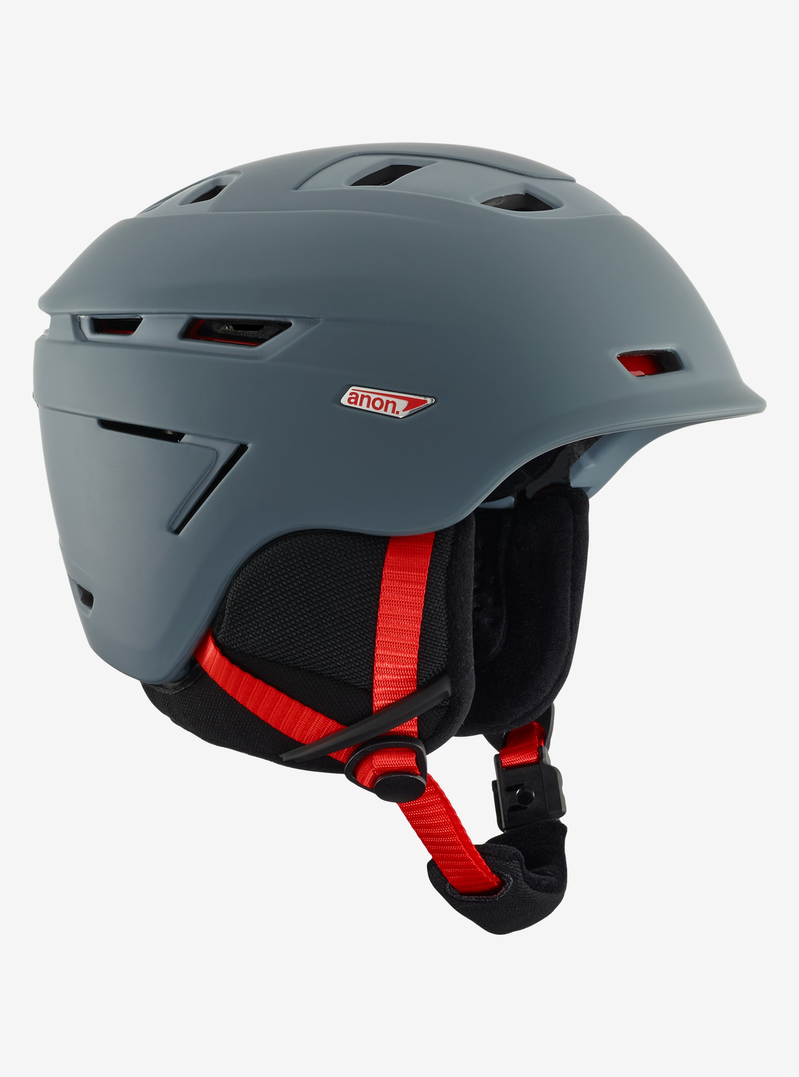 Men's Anon Echo Helmet shown in Gray