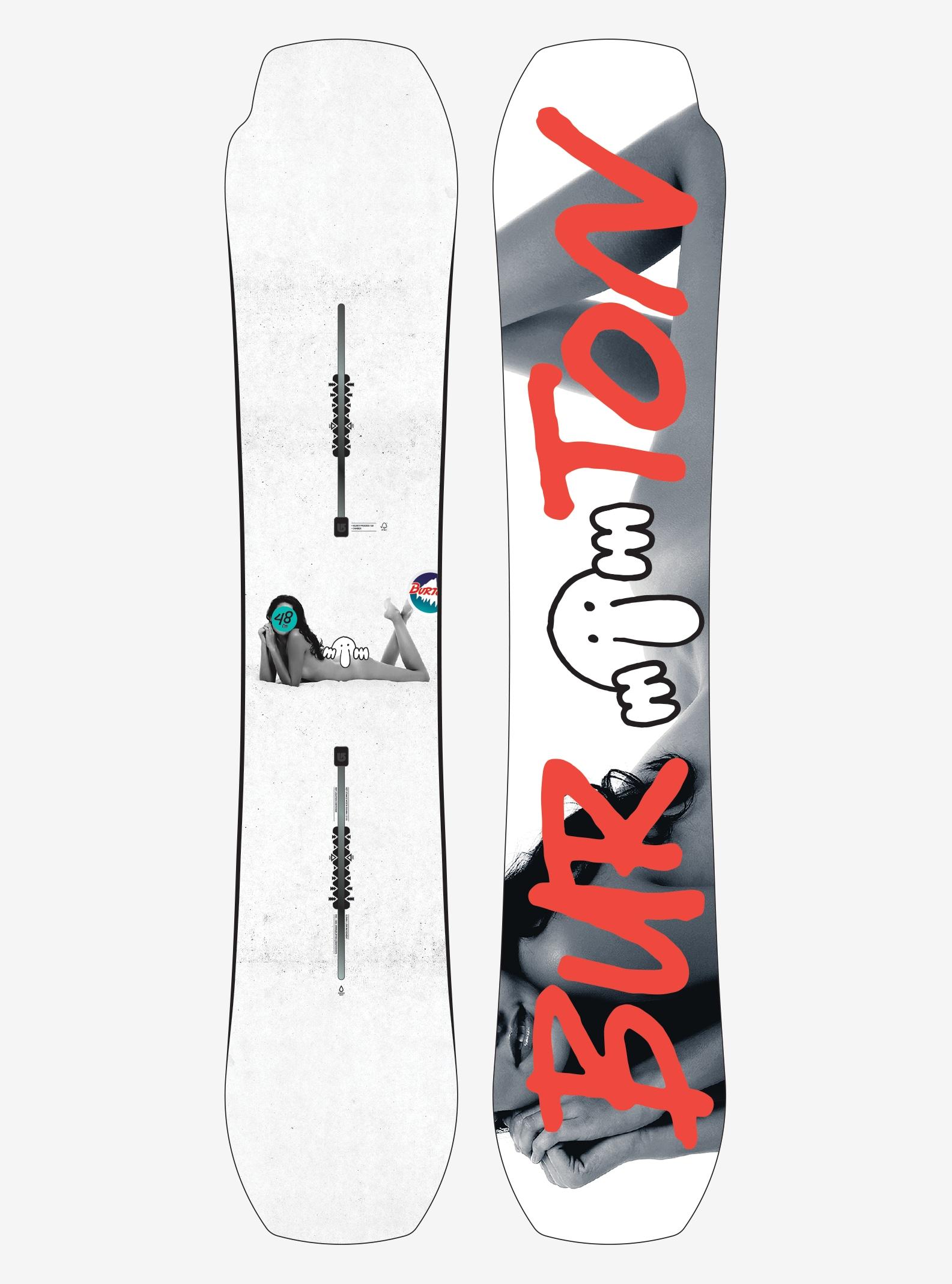 Men's Burton Kilroy Process Snowboard shown in 148