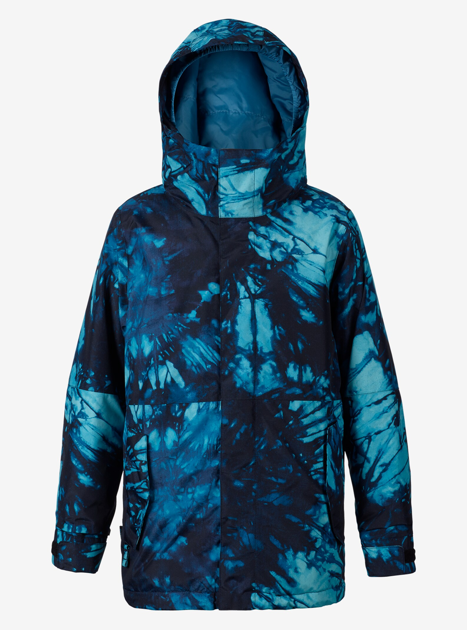 Kids' Burton GORE‑TEX® Stark Jacket shown in Tie Dye Trench