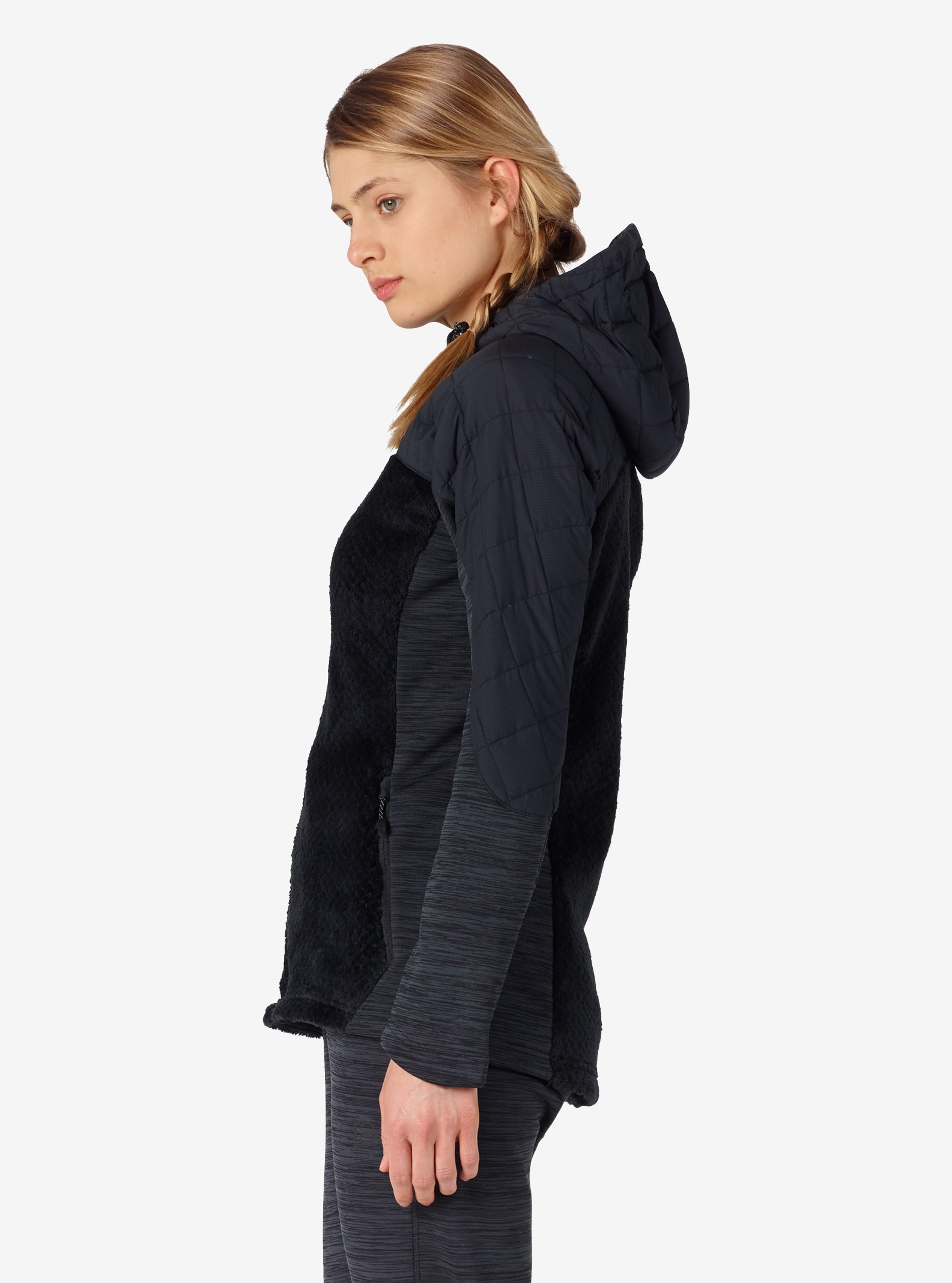 Women's Burton [ak] Zulu Insulator shown in True Black