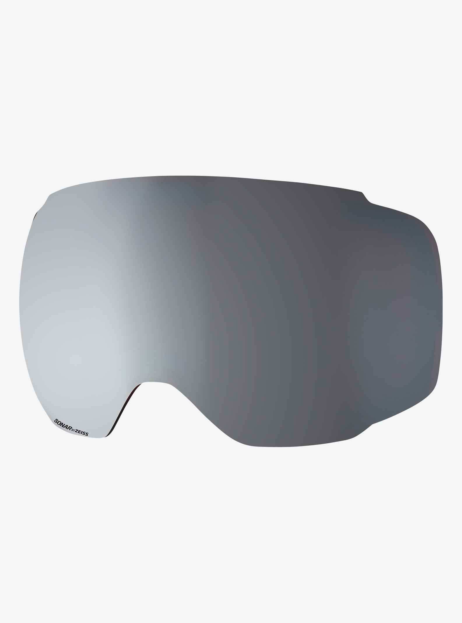 Men's Anon M2 Lens shown in SONAR Silver (6% VLT)