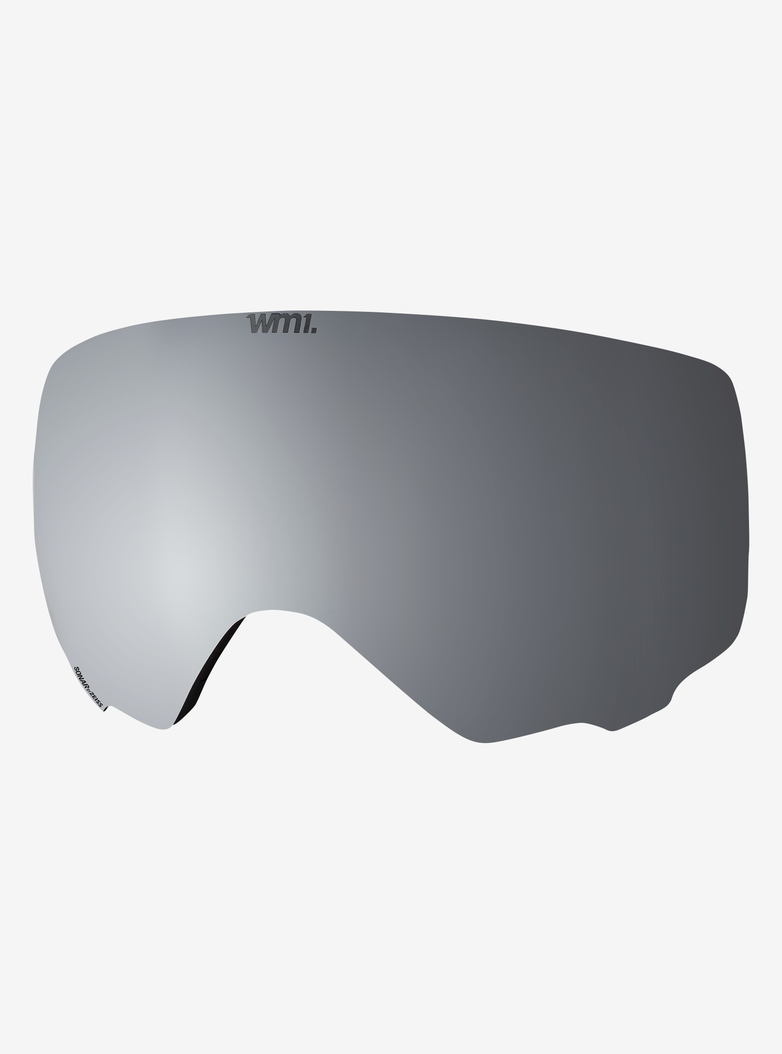 Women's Anon WM1 Lens shown in SONAR Silver (6% VLT)
