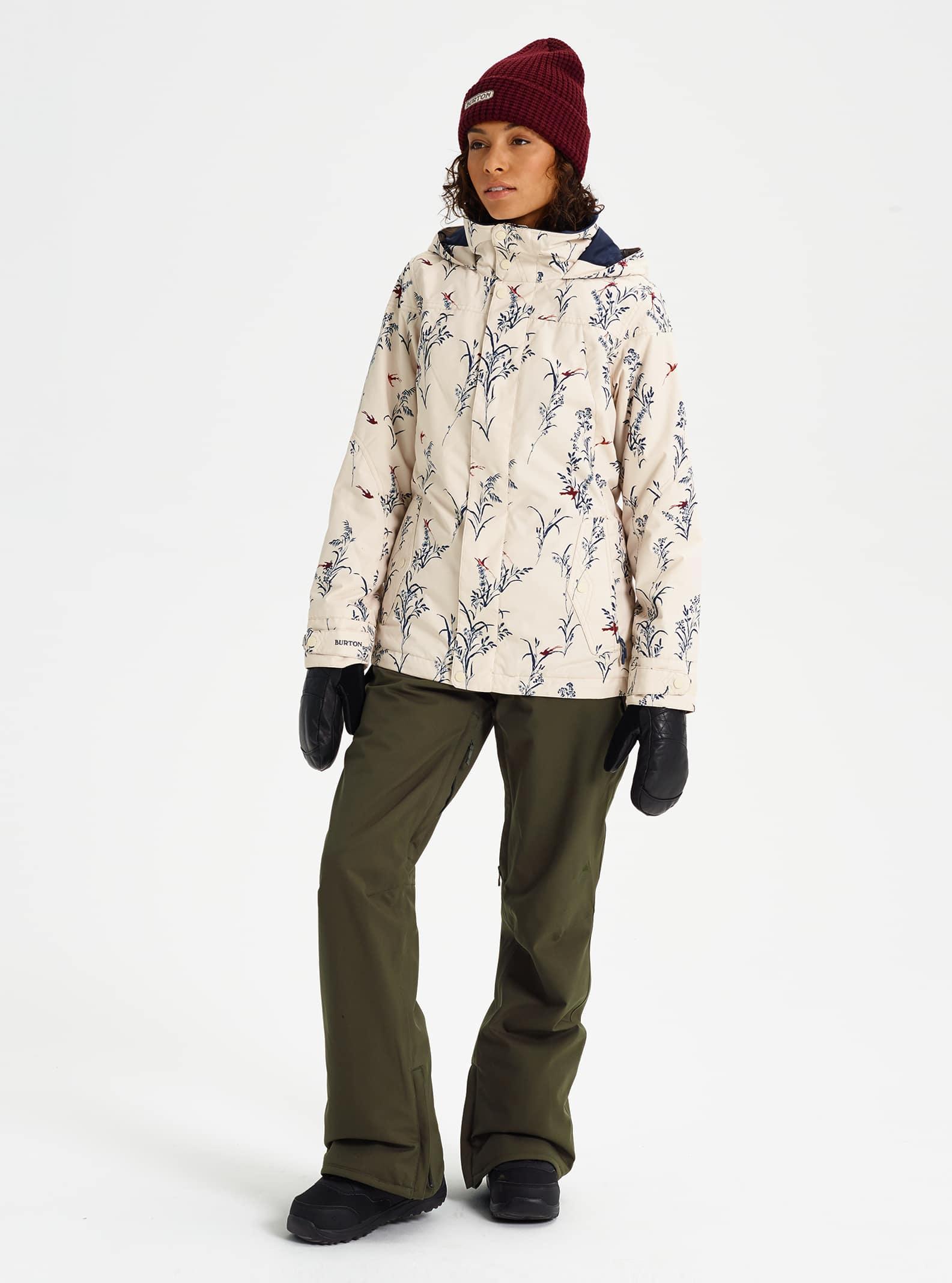 Burton Jet Set Chaqueta De Snowboard Mujer