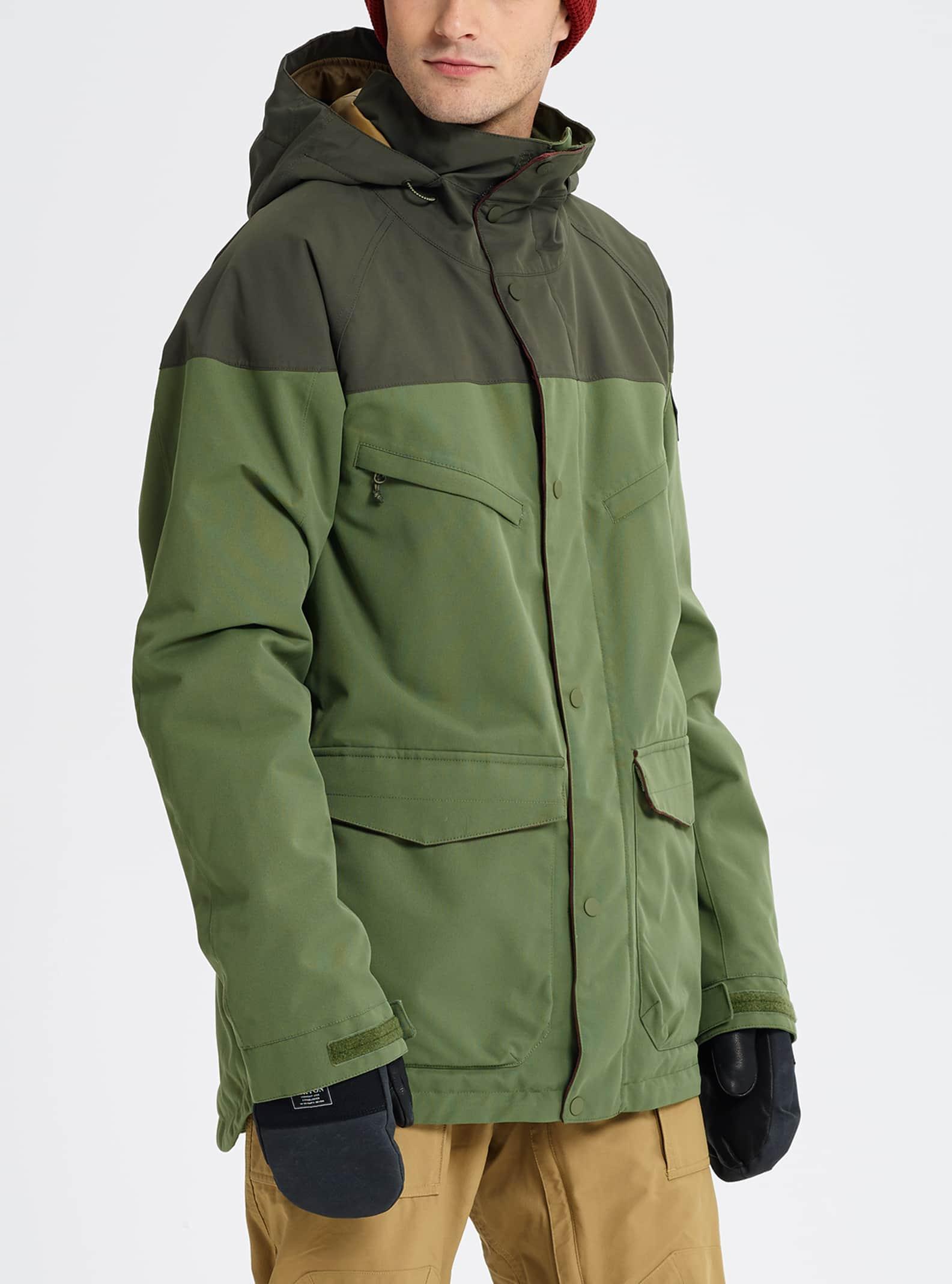 6a4f176d33 Men s Snowboard Jackets