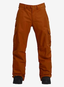 b913f80c20ae Men s Burton Cargo Pant - Relaxed Fit shown in Adobe