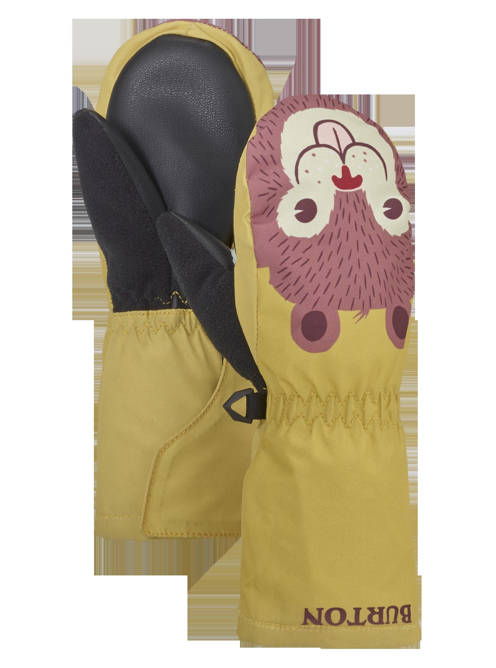 Burton Toddler Extra Warm Grom Mitten with Zippered Cuff