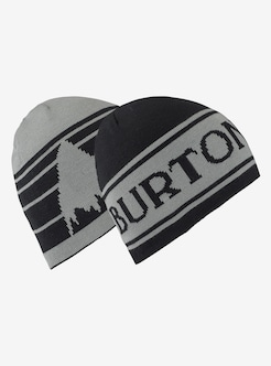 cc9b172f2ba Kids  Burton Billboard Beanie - Reversible shown in True Black   Mounument