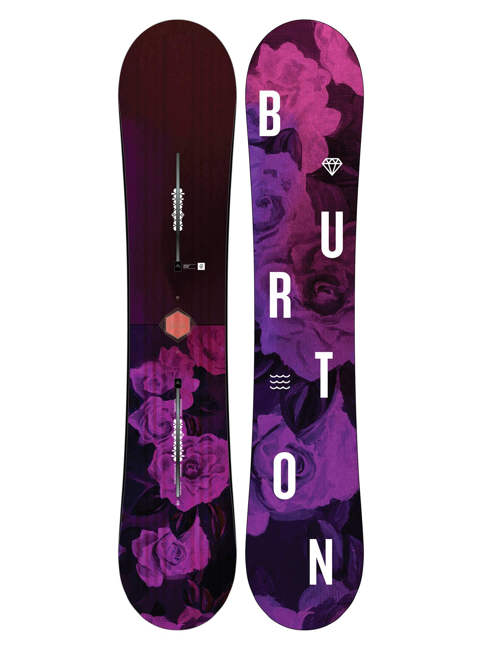 36f3f99526 Women's Burton Stylus Snowboard | Burton.com Winter 2019