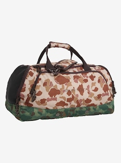 Burton Boothaus 2 0 Large Duffel Bag Shown In Desert Duck Print