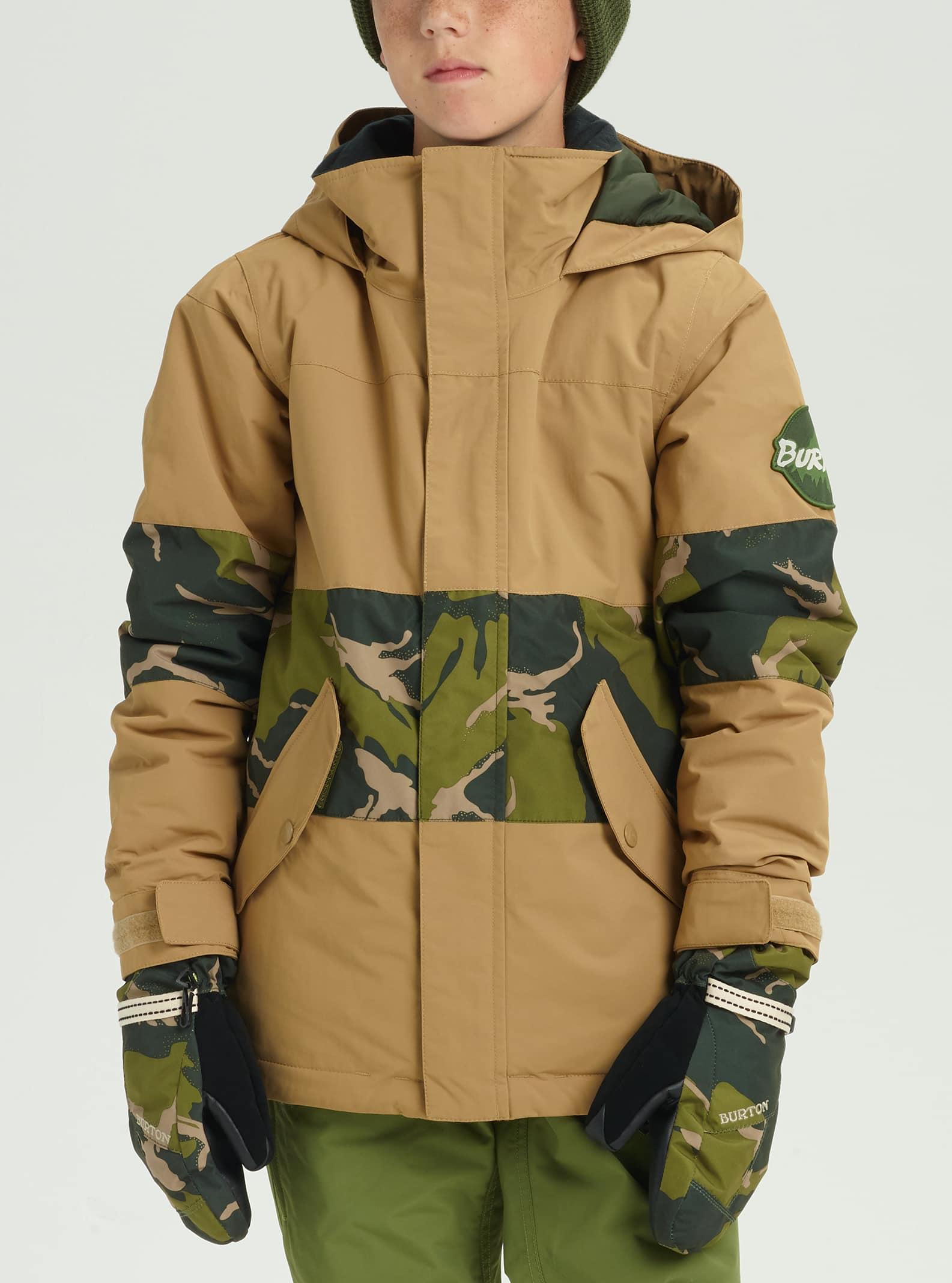2e42069b7329 Boys  Burton Symbol Jacket