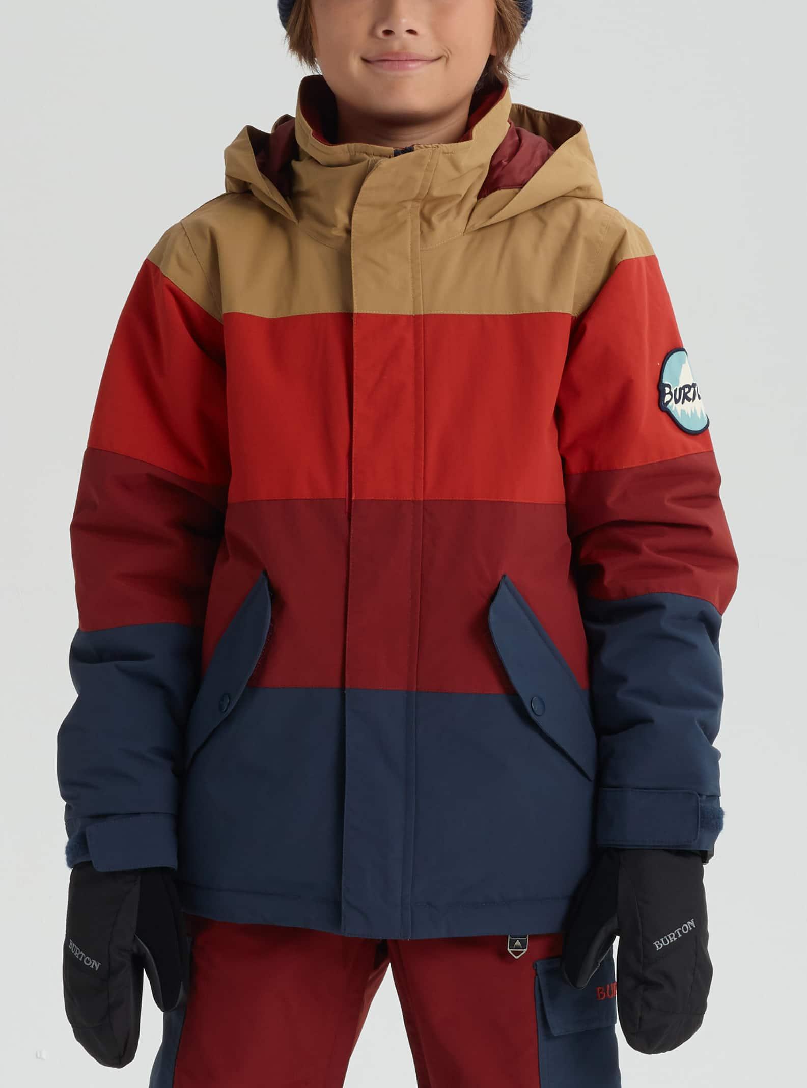555ecee1a Kids  Snowboard Jackets