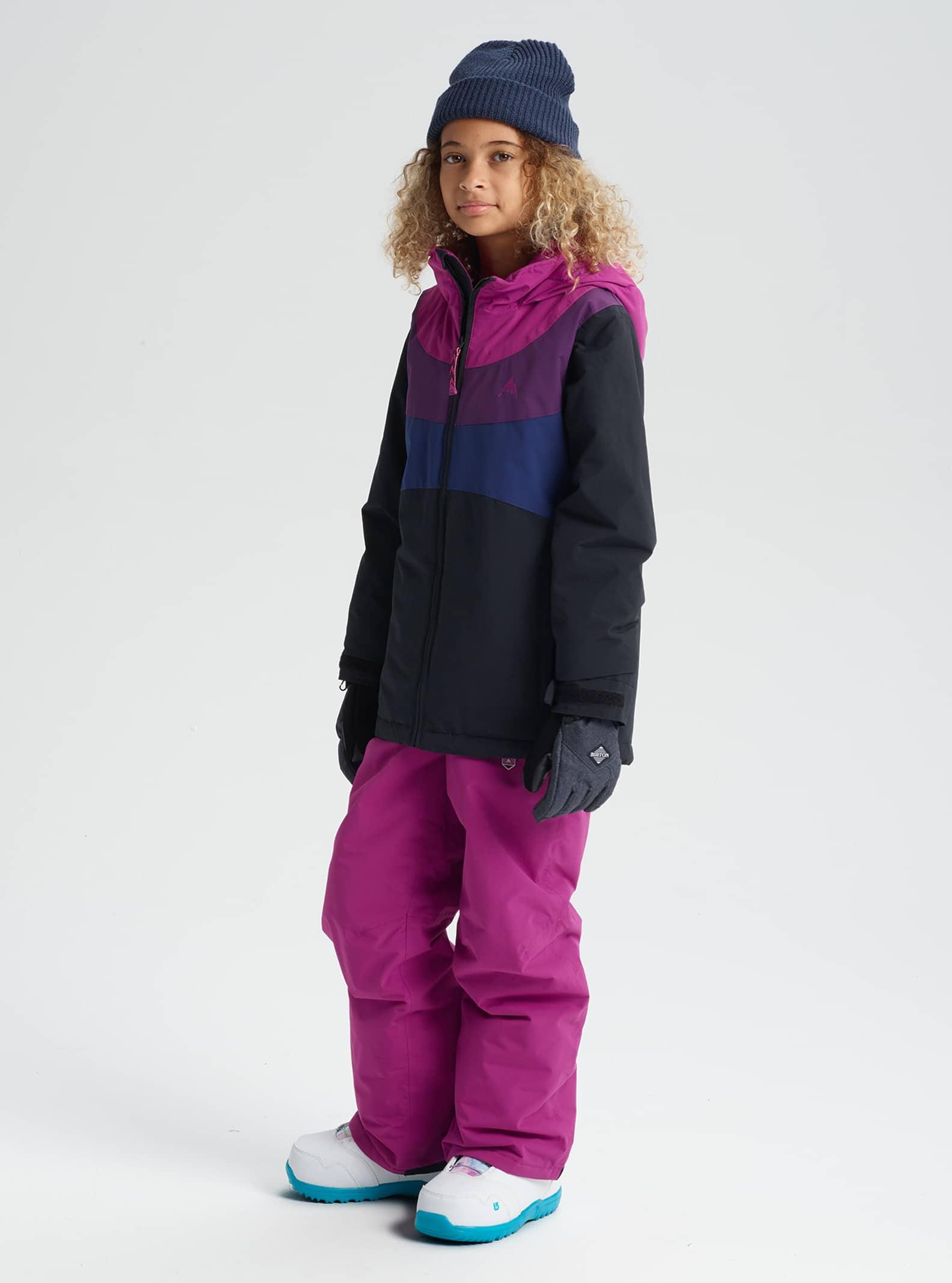 3b13103f07d1 Girls  Burton Hart Jacket