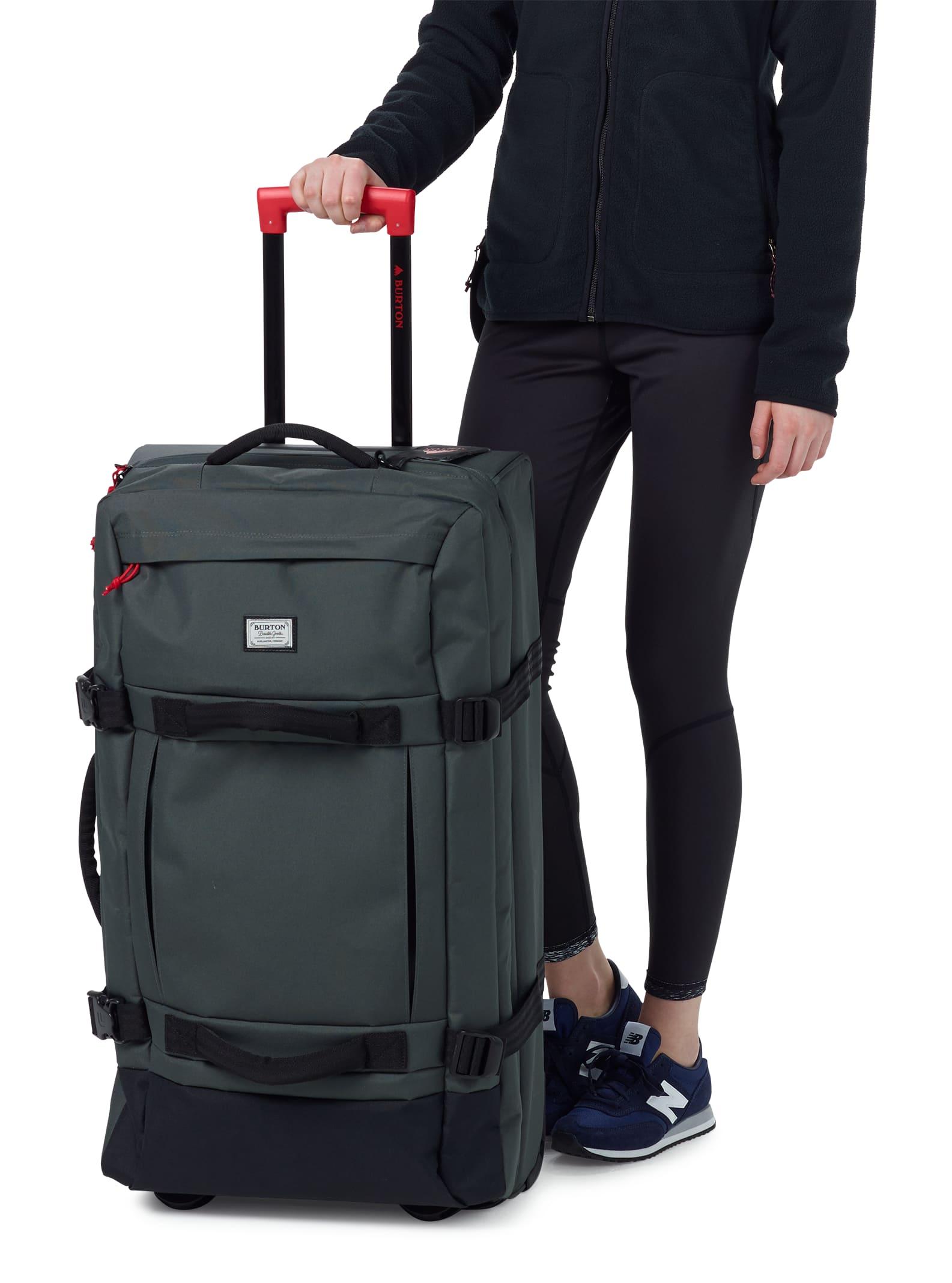 59d2396494 Burton Exodus Roller Travel Bag