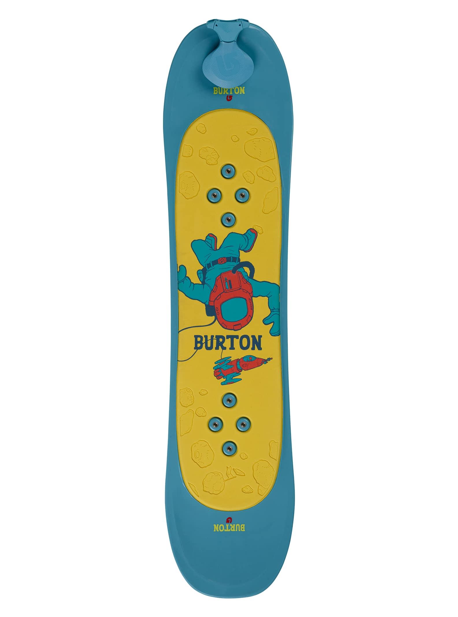 Details about  /Burton LTR Kids Children Snowboard Boys Girl Freestyle Flat Rocker New