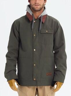 0728c7757740 Men s Burton Dunmore Jacket shown in Forest Night