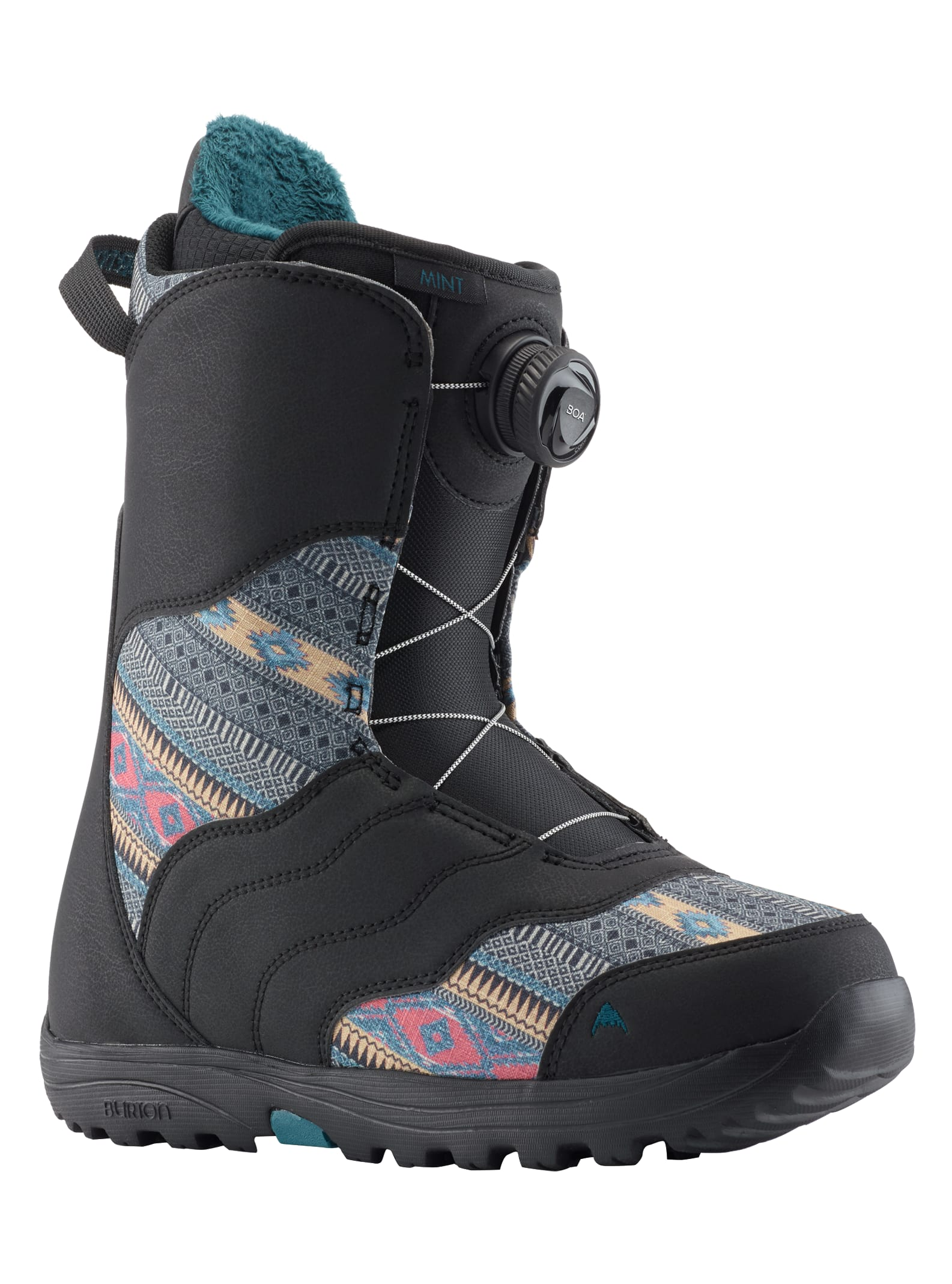 Women's Burton Mint Boa® Snowboard Boot | Winter 2019