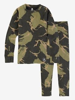 de3dab22caa Kids  Burton Fleece Base Layer Set shown in Mtn Camo
