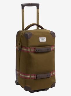 Burton Wheelie Flight Deck Travel Bag Shown In Hickory Ballistic