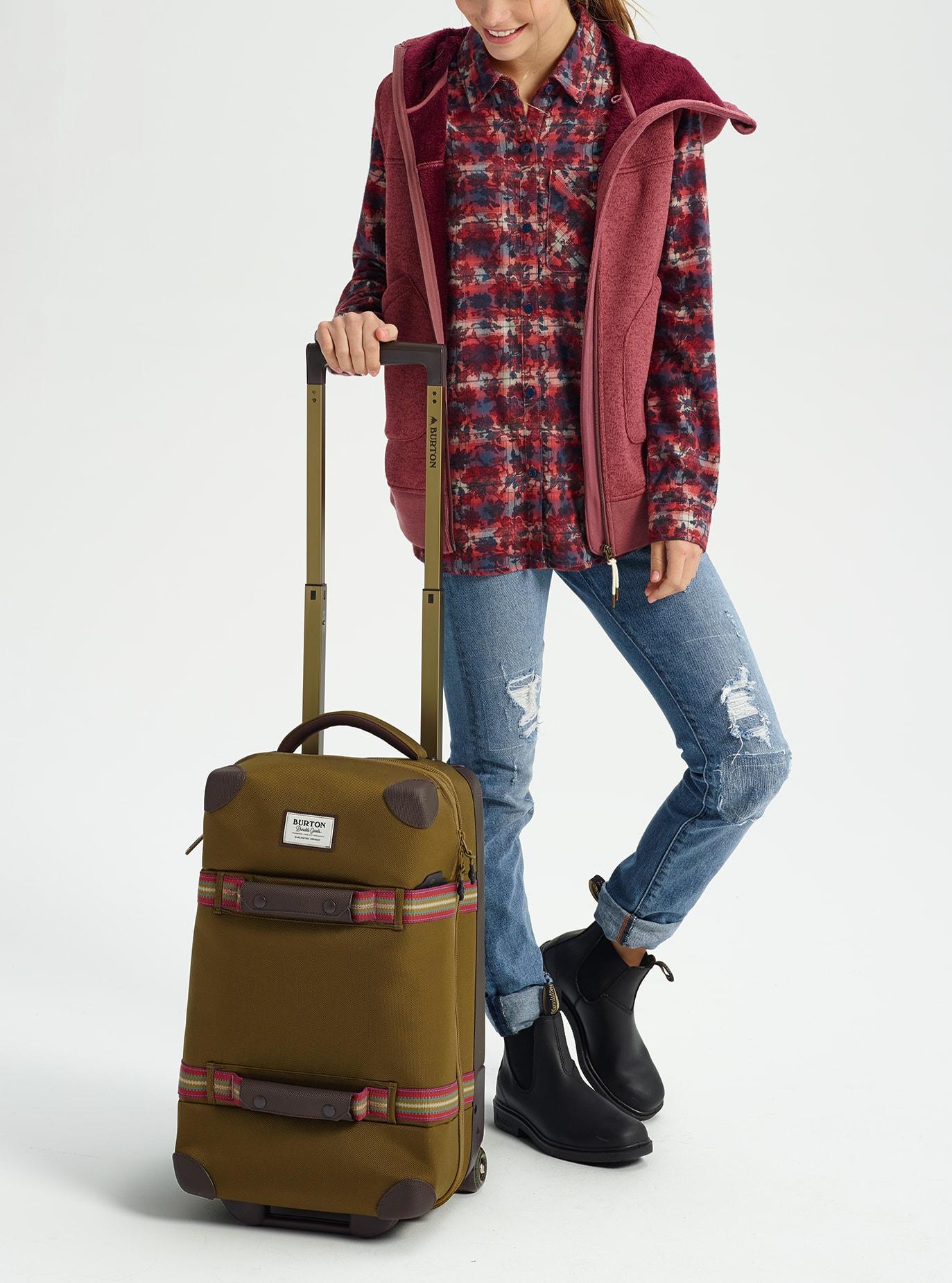 46569d023 Burton Wheelie Flight Deck Travel Bag | Burton.com Fall 2019