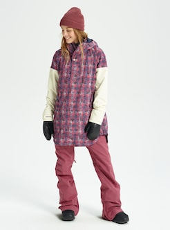 706a078fa5516 Women s Burton Chuteout Anorak Jacket shown in Nevermind Floral