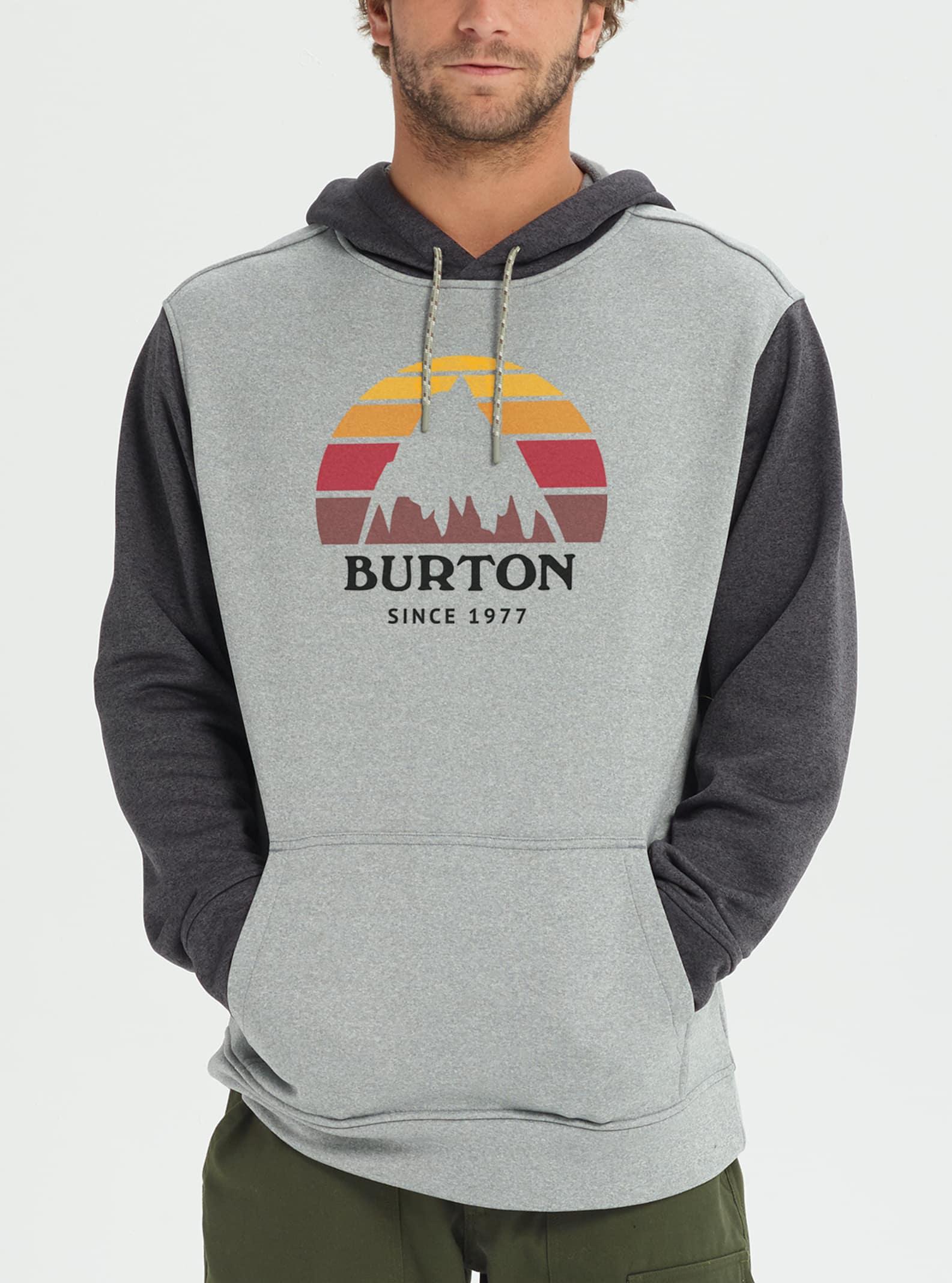 Burton Pull à capuche Oak homme | – Automne 2019