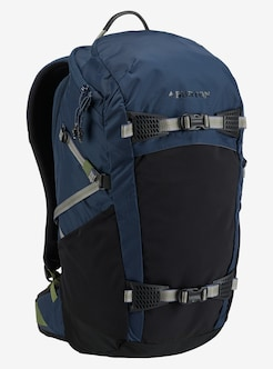 6a7feffff38 Burton Day Hiker 31L Backpack shown in Mood Indgo Ripstop Cordura