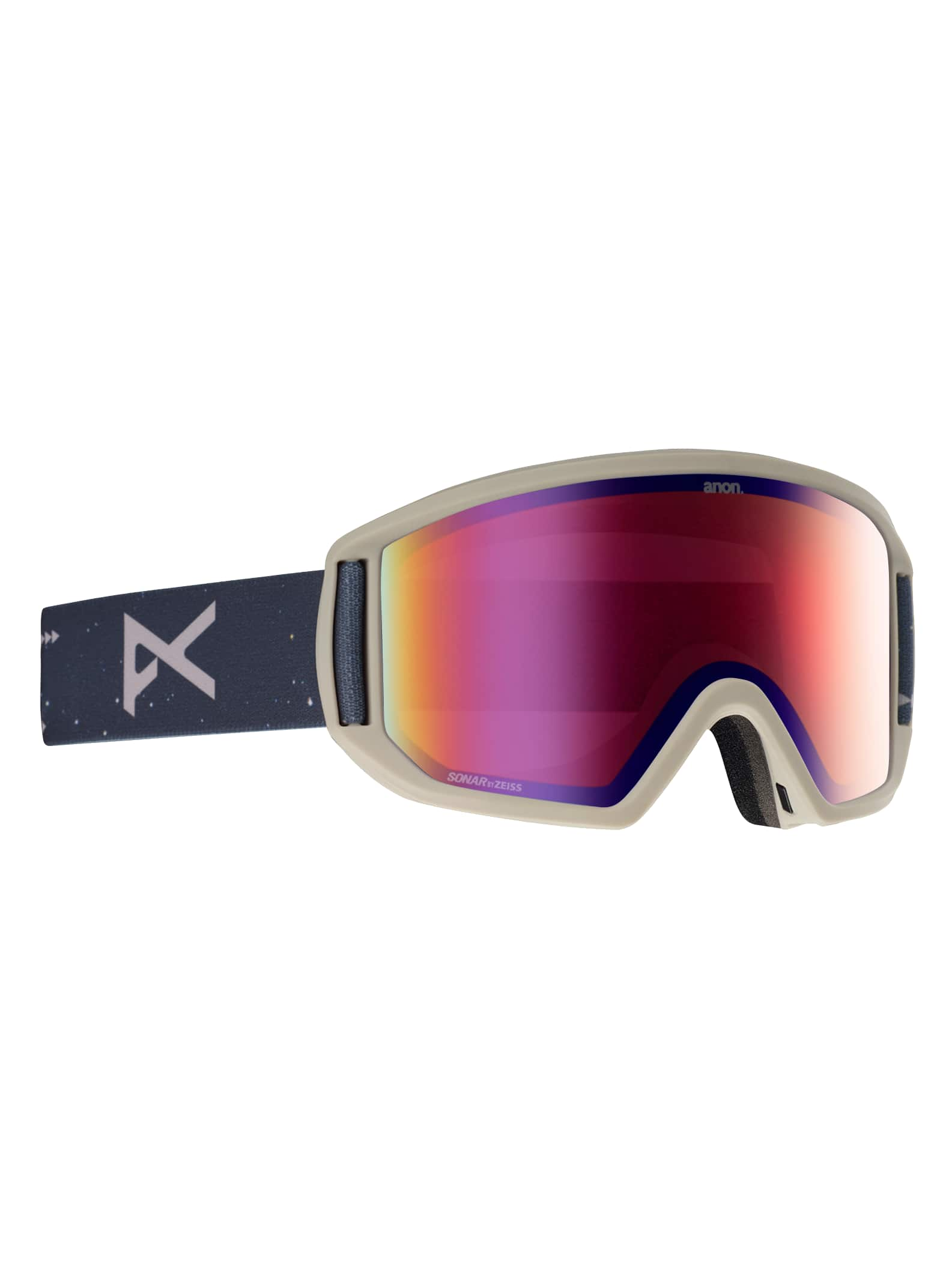 c4be395d89f Men s Anon Relapse Goggle + Spare Lens