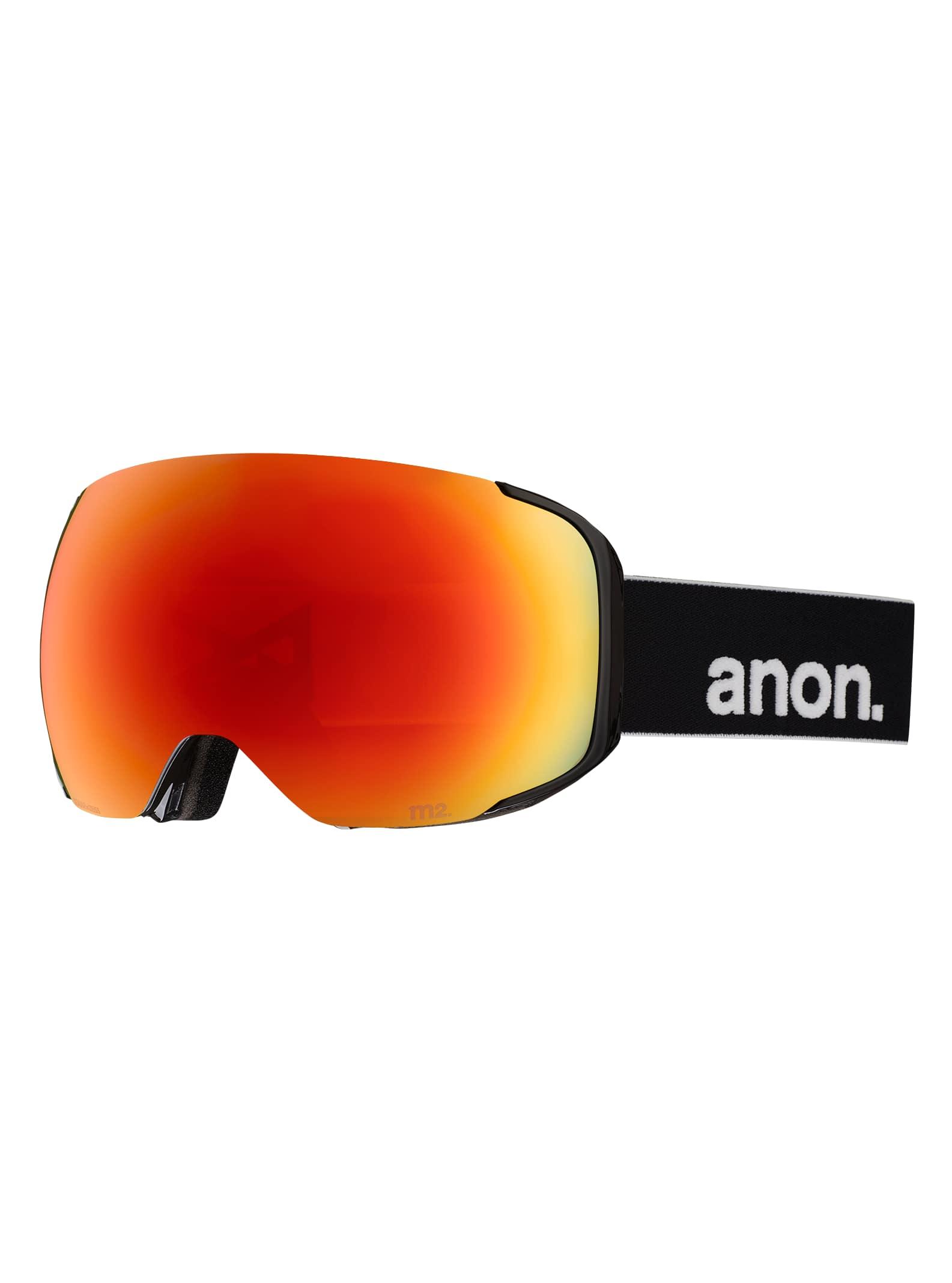 b3a5b9bf8d0f Men s Anon M2 Goggle + Spare Lens + MFI