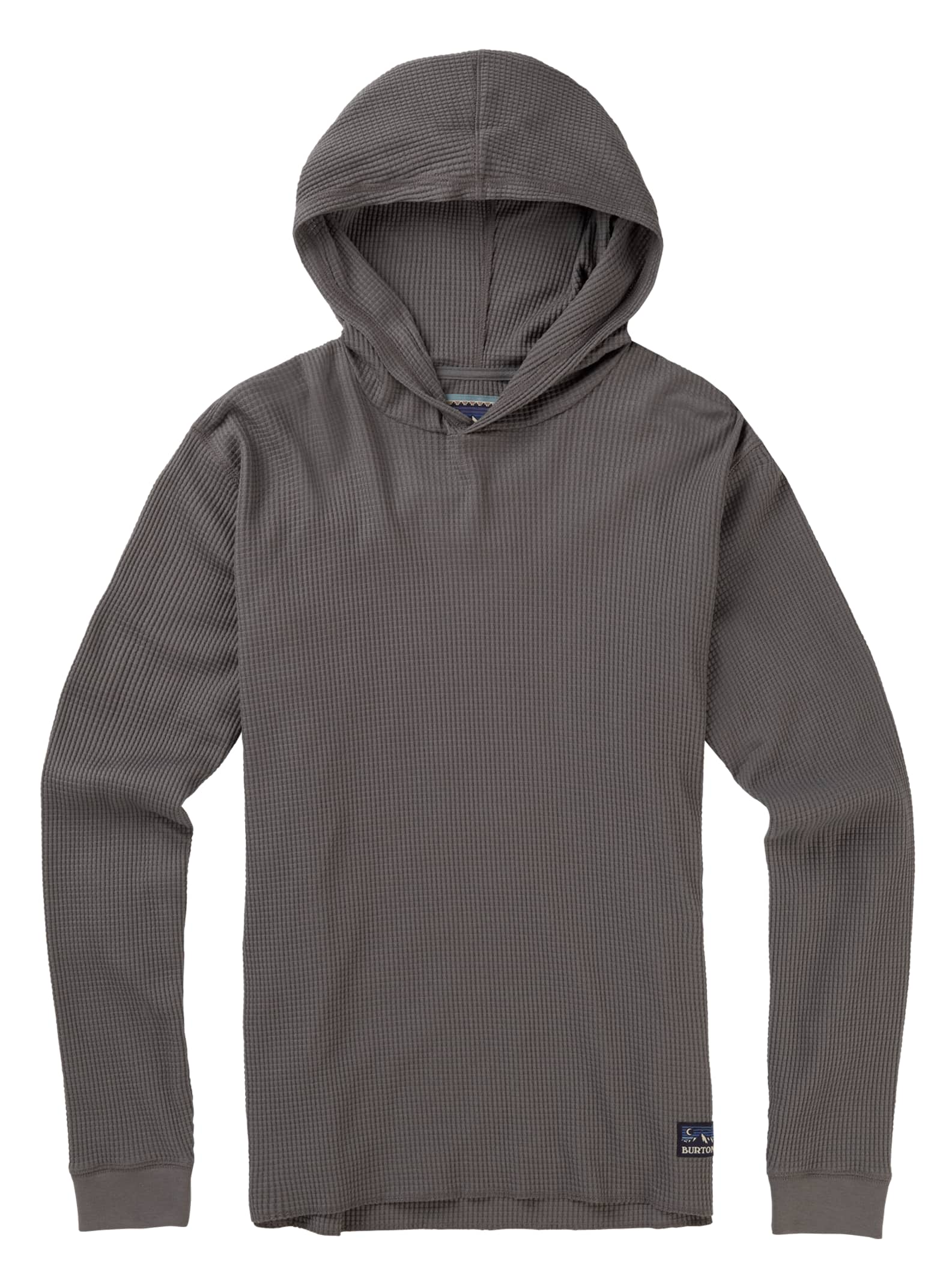 a9be4032a3d1 Men s Burton Duntime Waffle Hooded Long Sleeve T Shirt  52.46 74.95