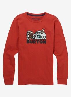 03e74e3fa92e Boys  Burton Cupajo Long Sleeve T Shirt shown in Tandori