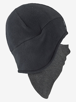 26bac71372e Burton Burke Ear Flap Beanie shown in True Black