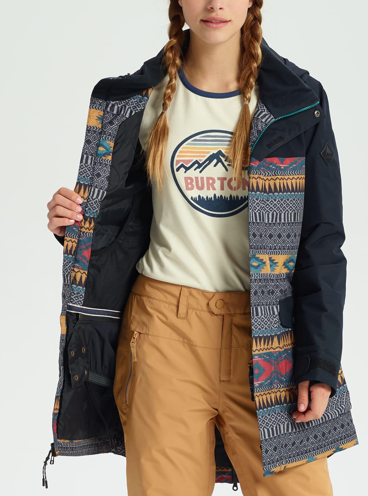 9fe01a43b7 Women s Burton GORE-TEX Eyris Jacket