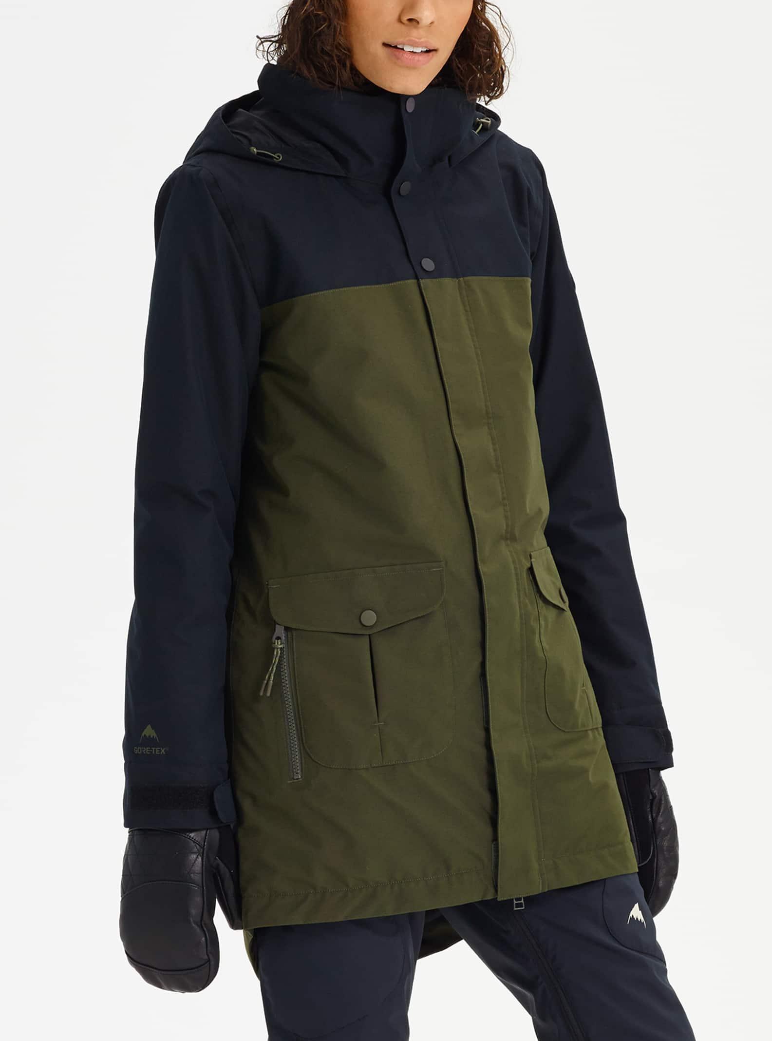 GORE Women's Burton Eyris Jacket TEX RL4A3j5