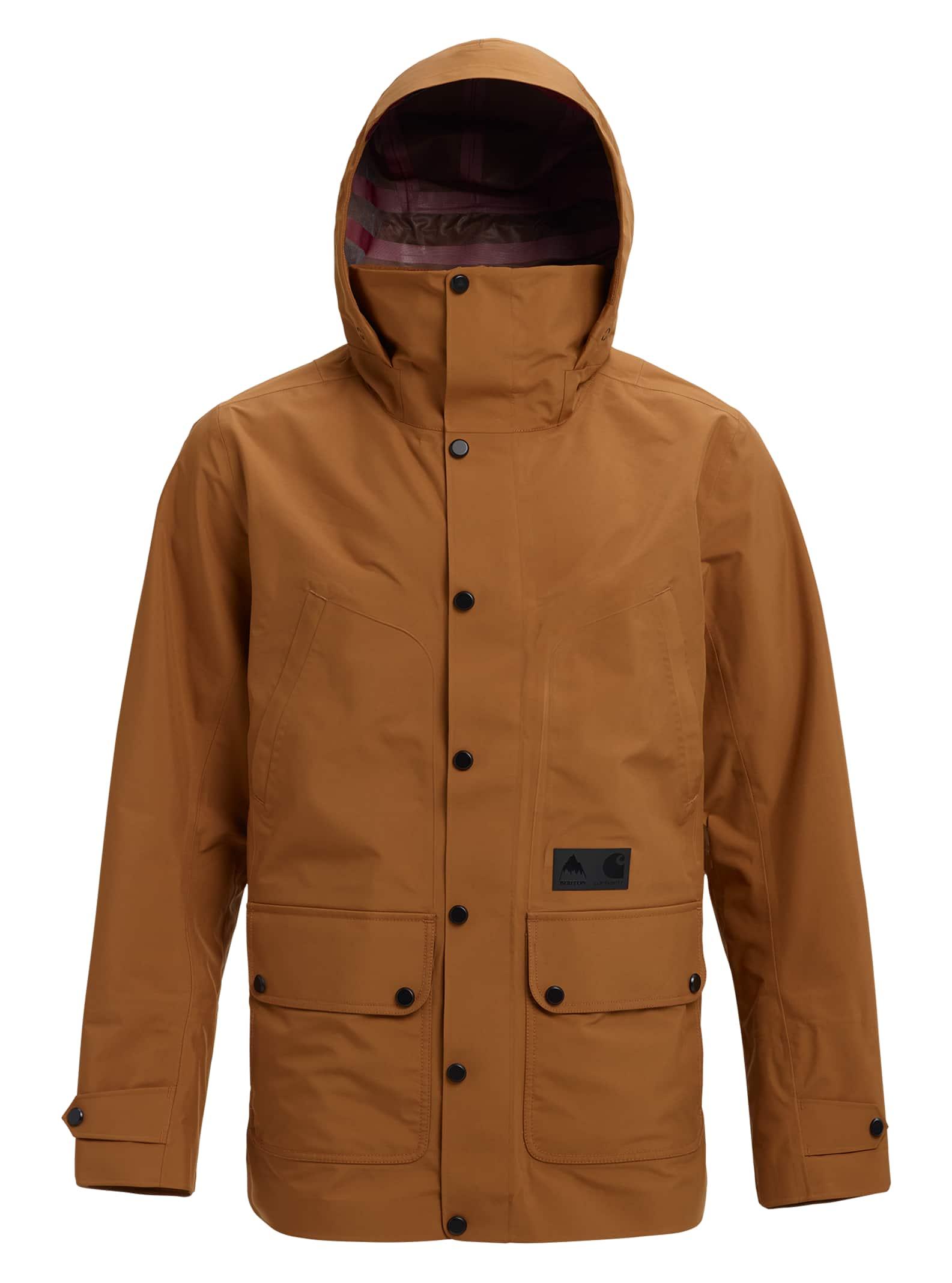 5305ef4a18 Men's Burton x Carhartt WIP Wakeby 3L Parka Jacket   Burton.com Winter 2019