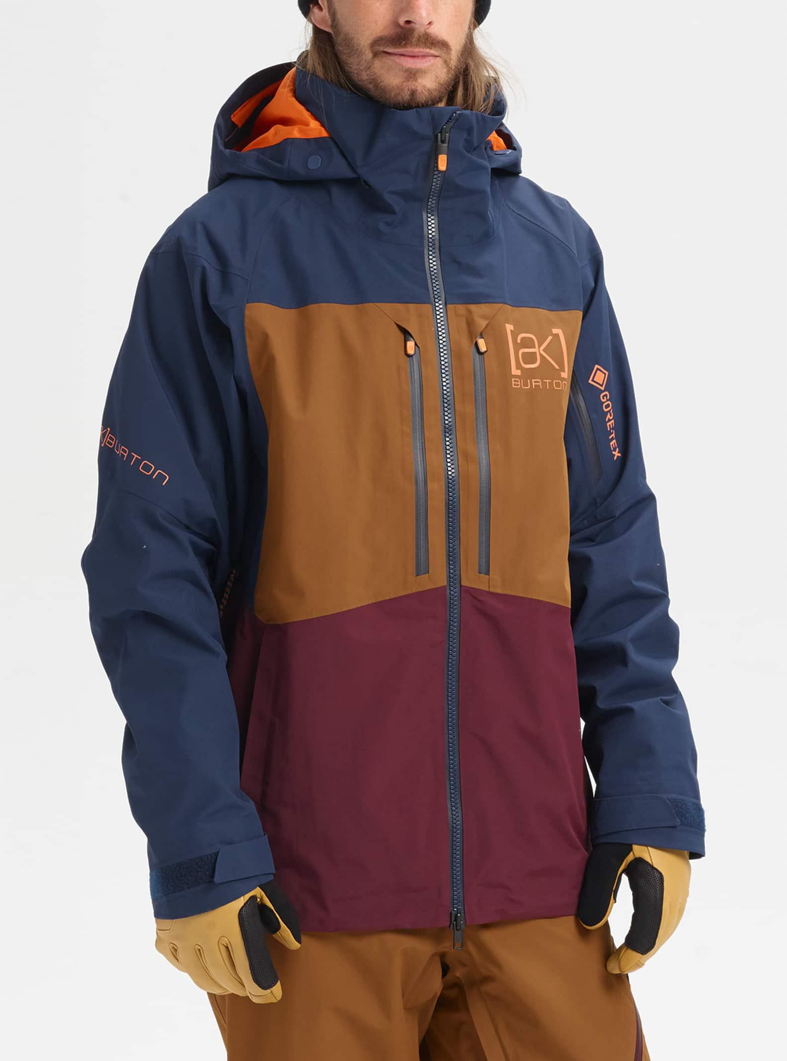 burton giacca snowboard
