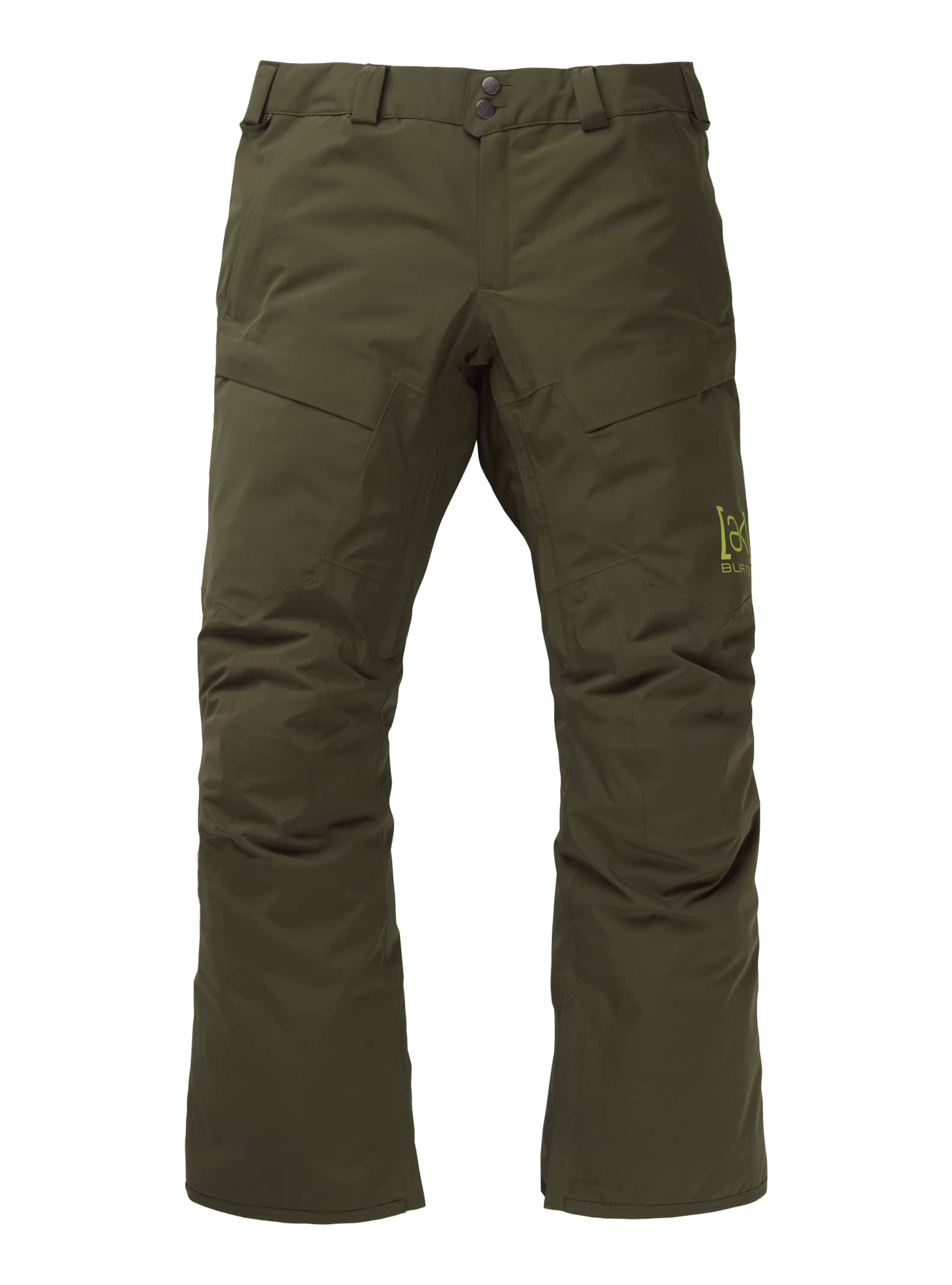Burton AK Swash Ski und Snowboardhose Pant Gore-Tex Herren camo